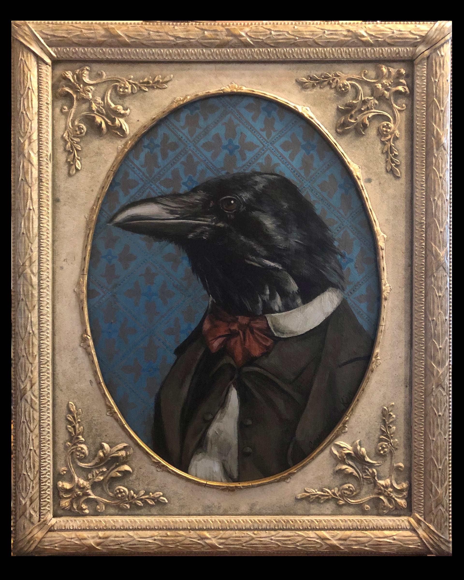 Edgar Nevermore by Cassandra Kim