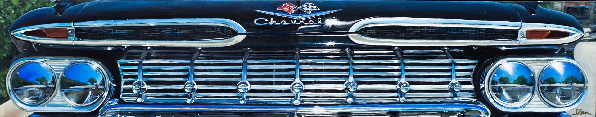 1959 Chevrolet Impala by Shan Fannin
