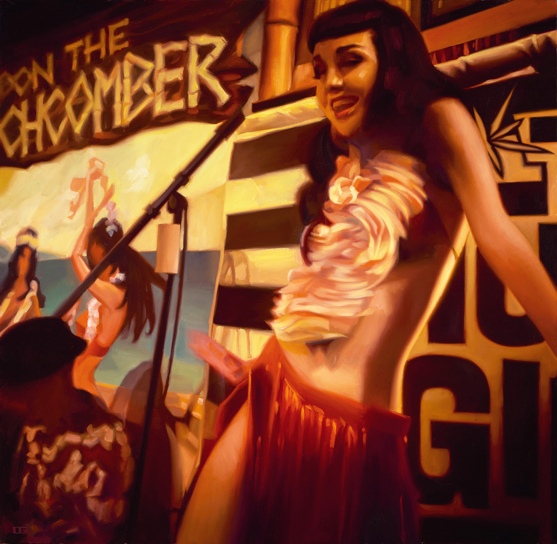 Don the Beachcomber (S/N) by Carrie Graber