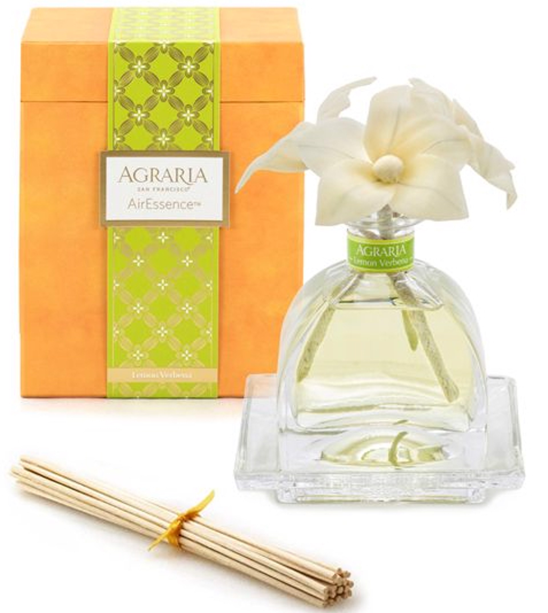 Lemon Verbena AirEssence Diffuser 7.4oz by Agraria Diffusers