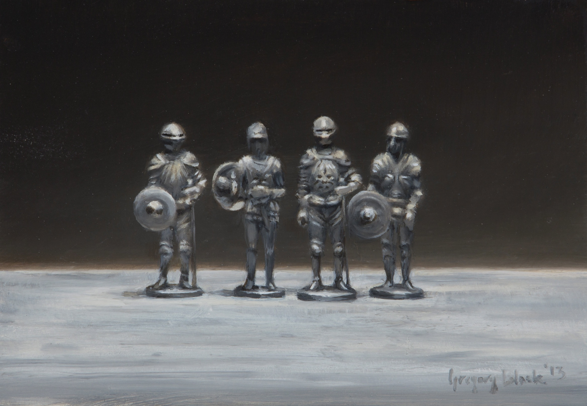 4 Soldiers by Gregory Block