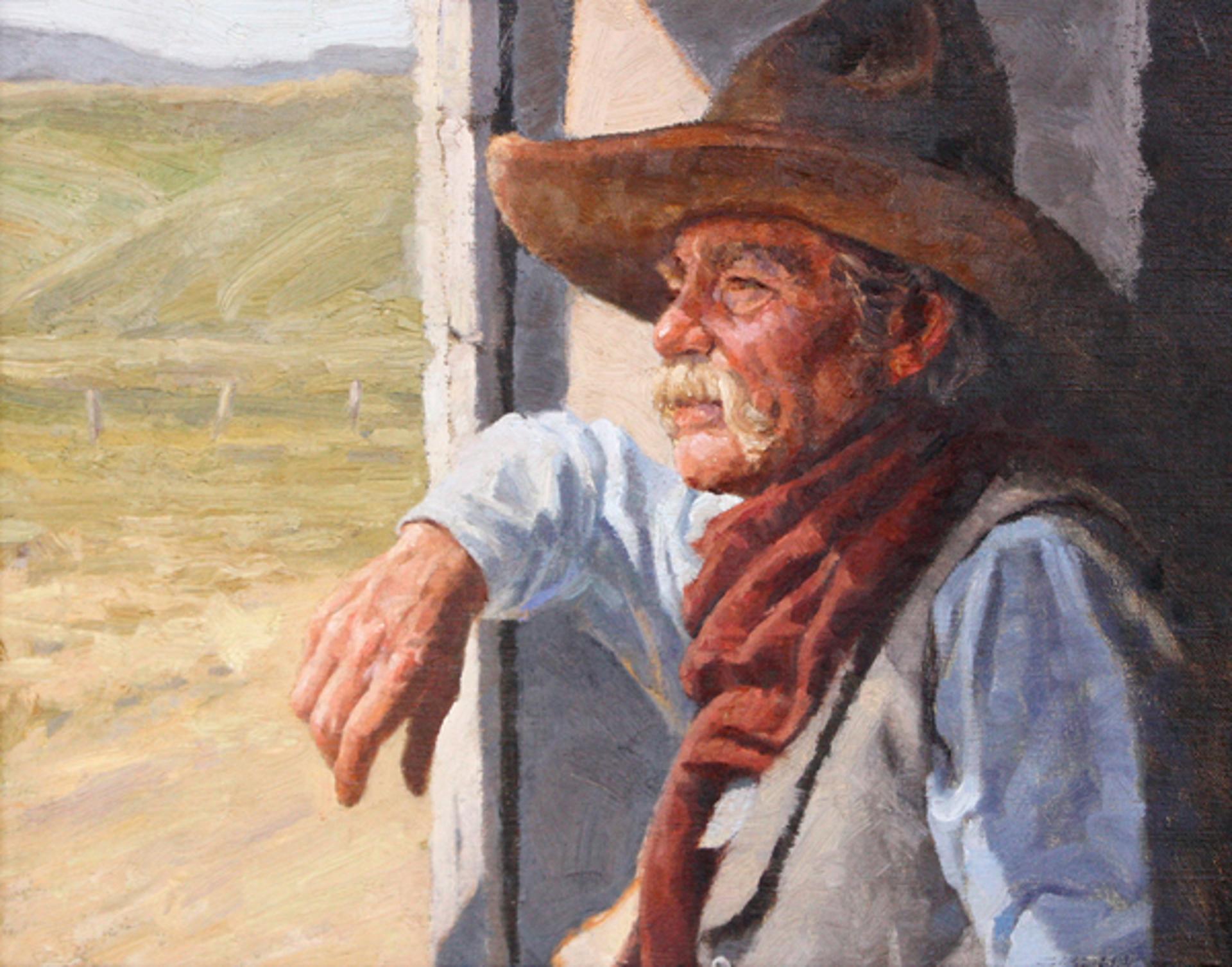 Dusty Ole Cowboy by Barry Eisenach