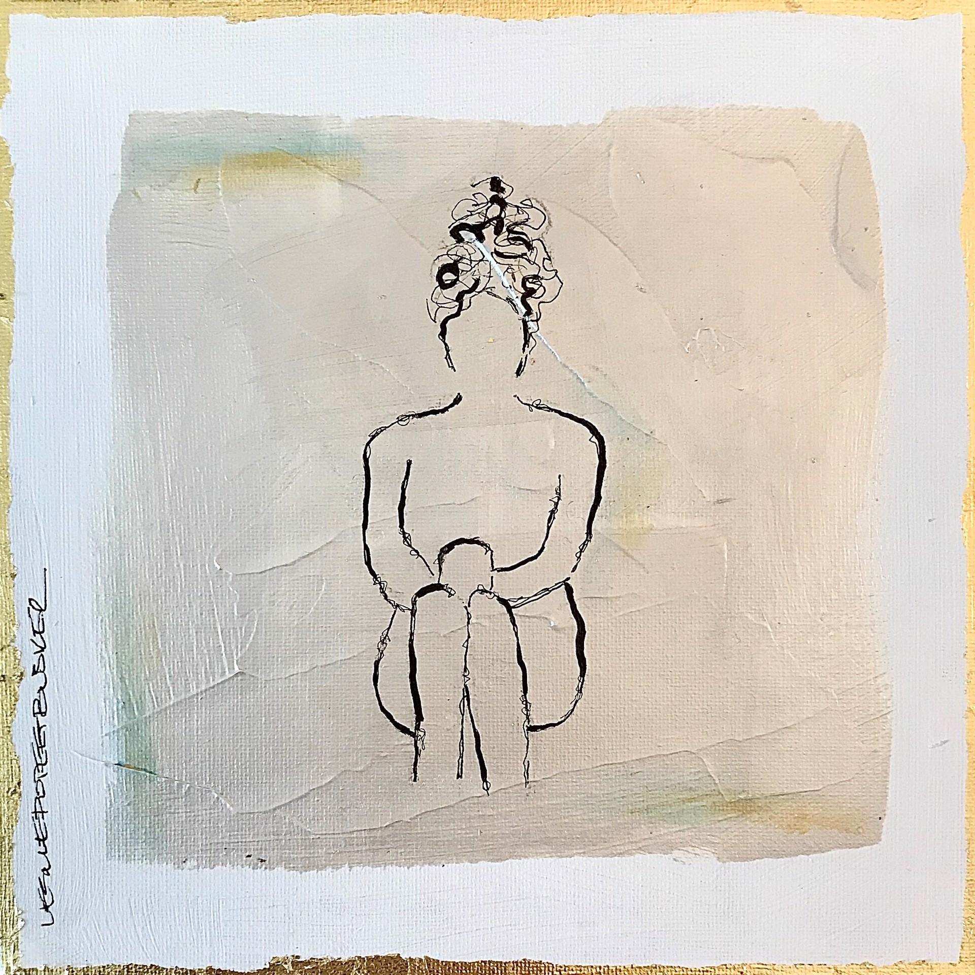 Figure No. 203 by Leslie Poteet Busker
