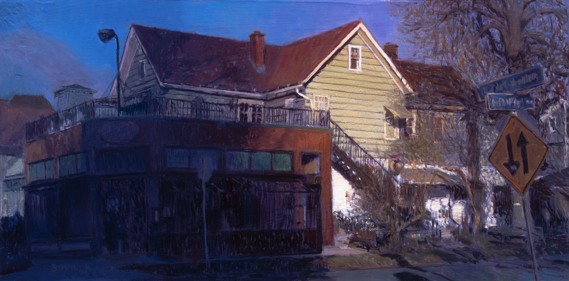 Pennsylvania Ave by Raymond Bonilla