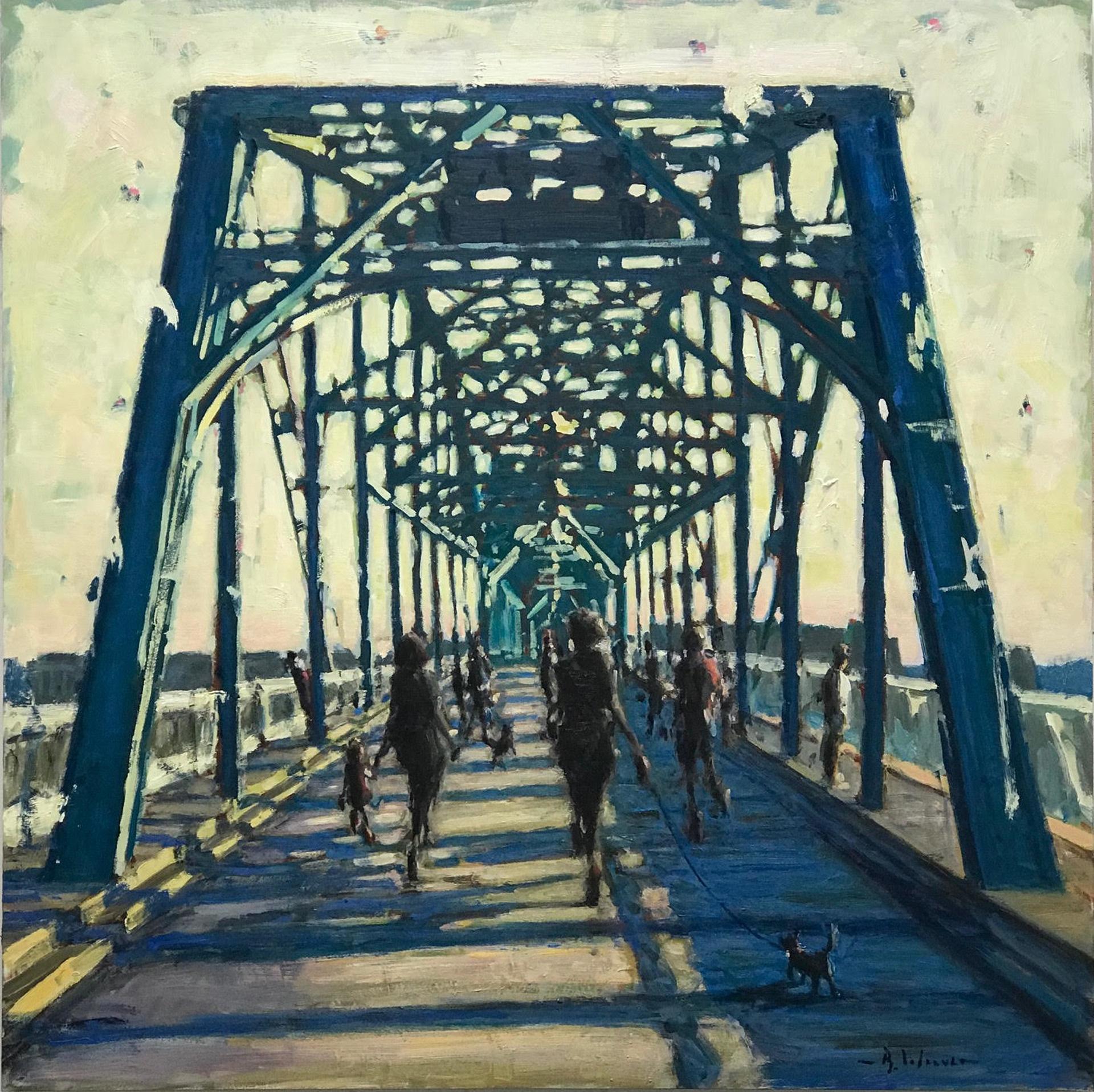 Bridge Walkers by Brett Weaver