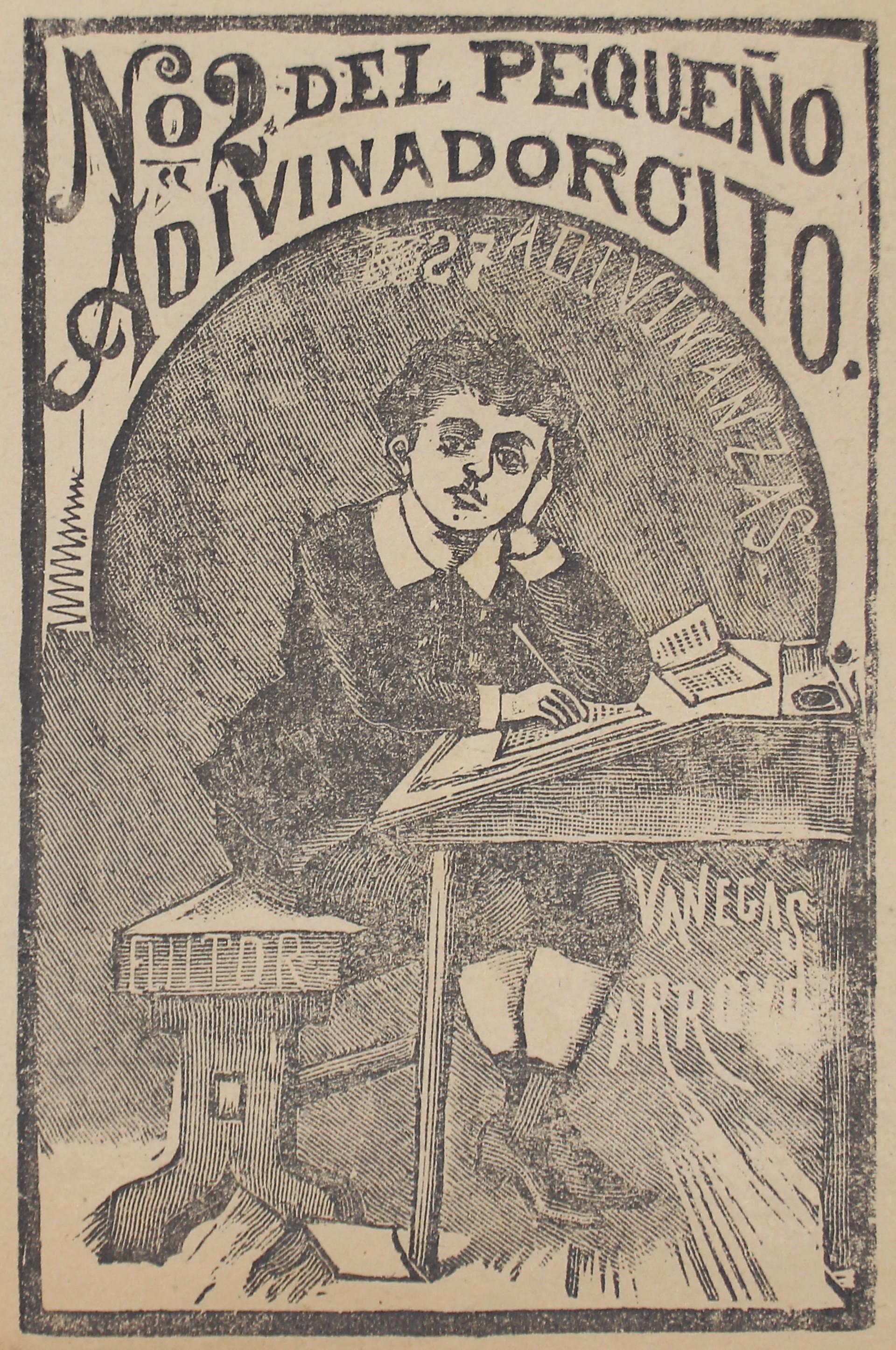 Del Pequeno Adivinadorcitio, No. 2 by José Guadalupe Posada (1852 - 1913)