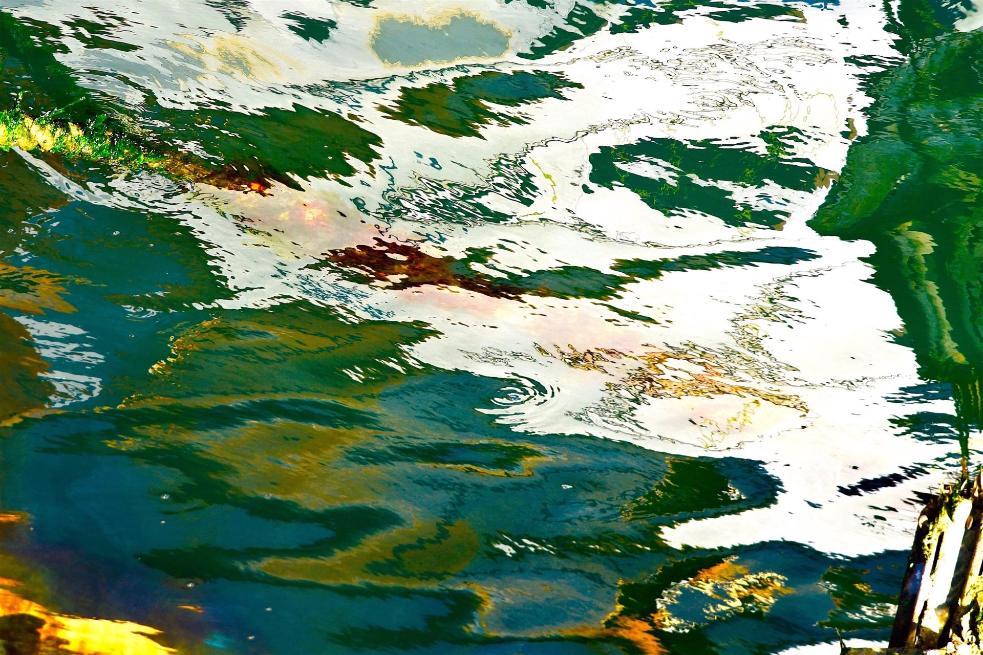 Montauk Reflections #27 by Kat O'Neill