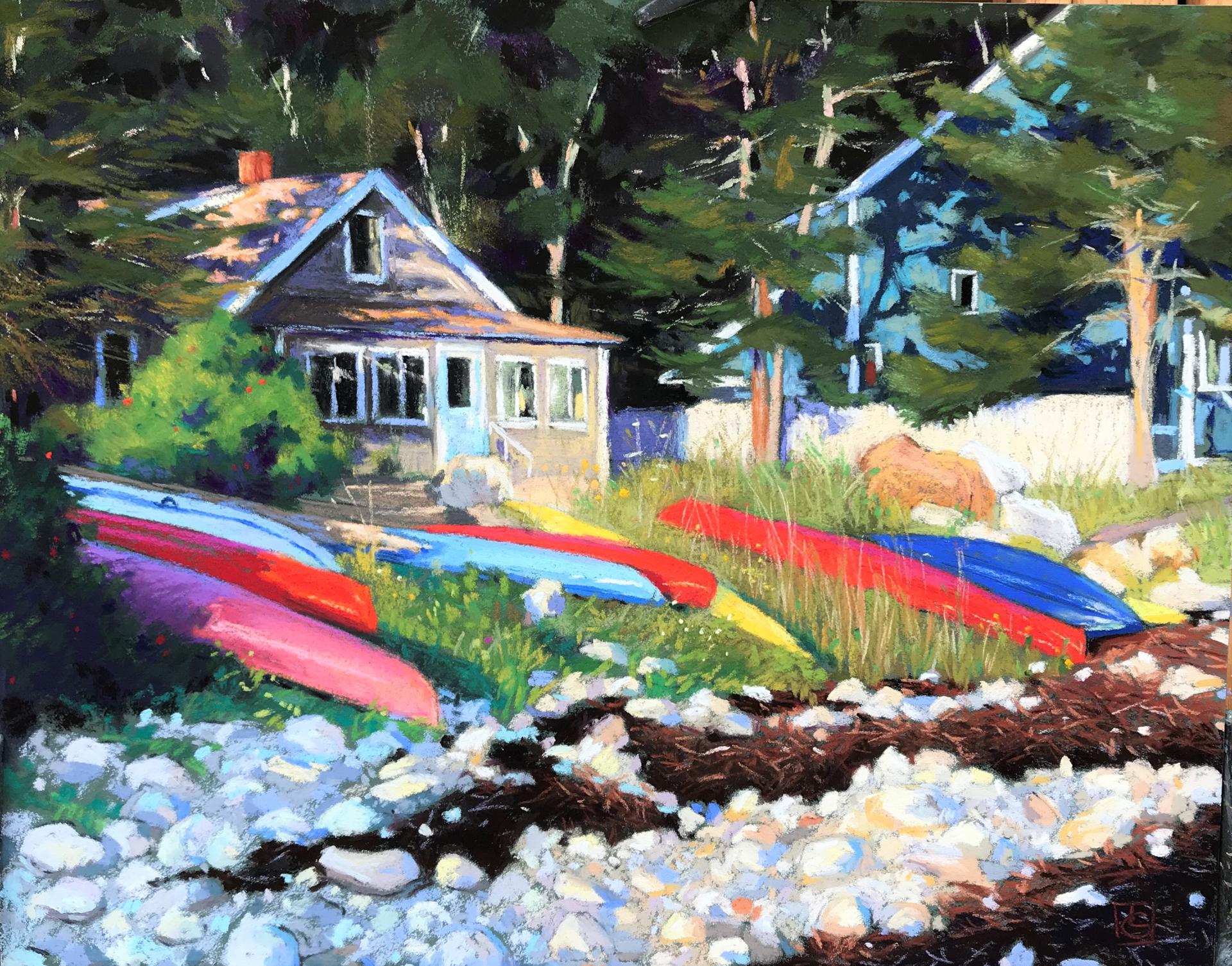 Season's End by Lisa Gleim