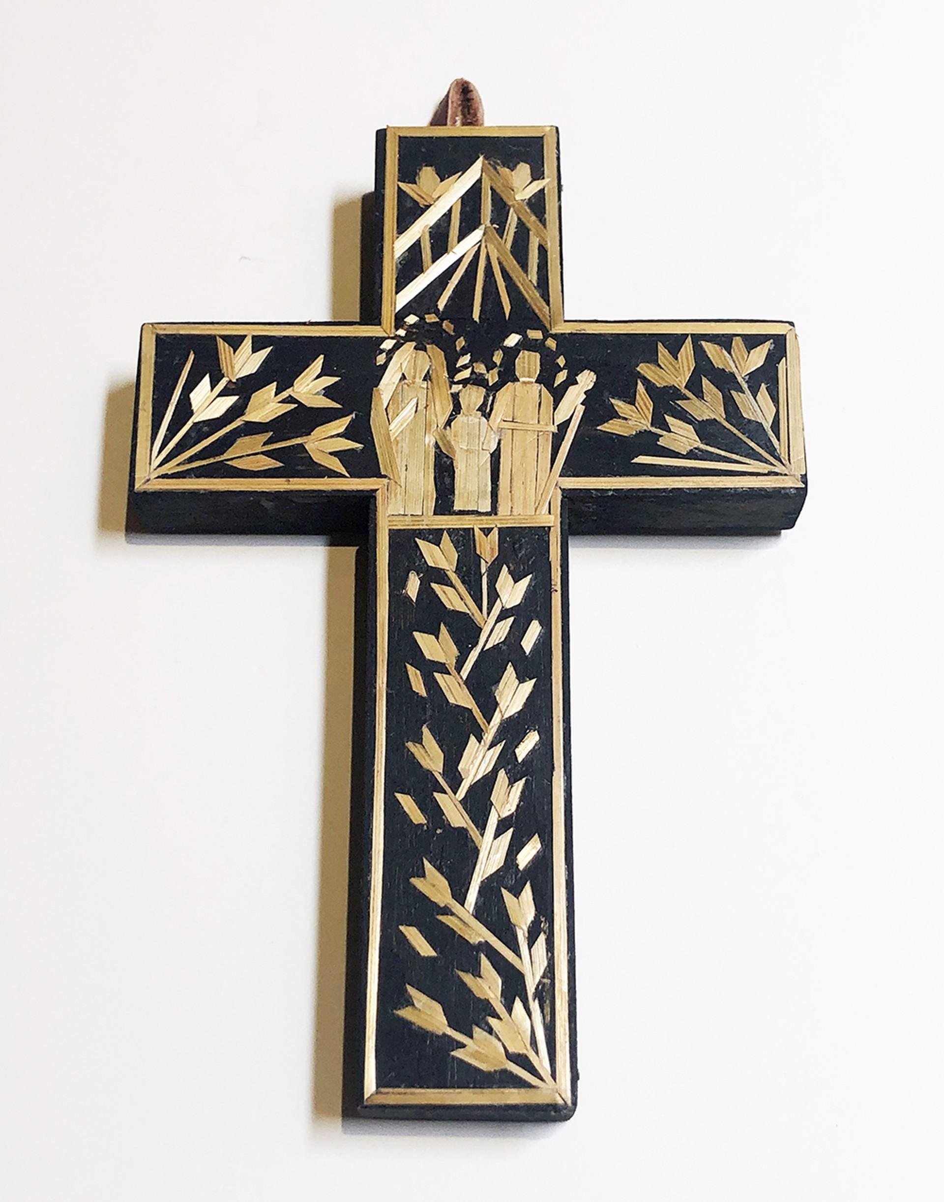 Holy Cross by Paula Rodriquez