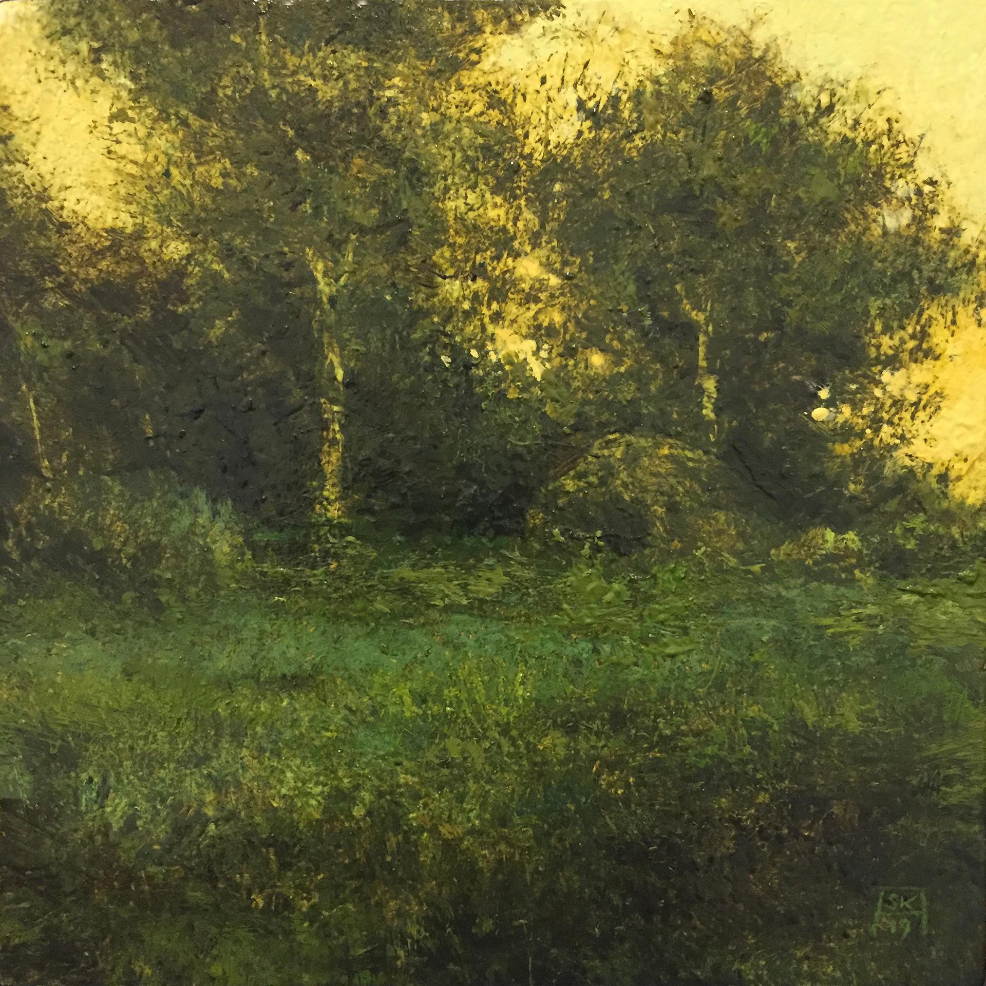 Evening (Ode to H. B. Jones) by Shawn Krueger