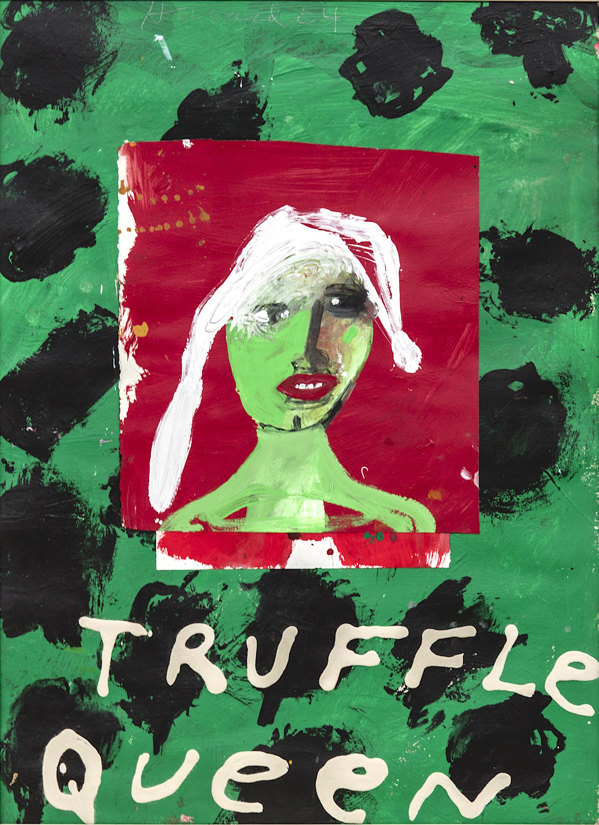 Truffle Queen by James Havard