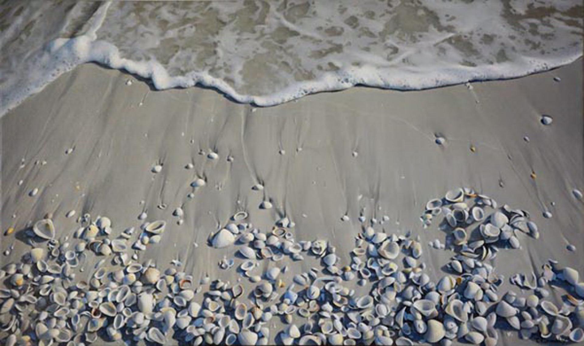 Washed Ashore by Tatyana Klevenskiy