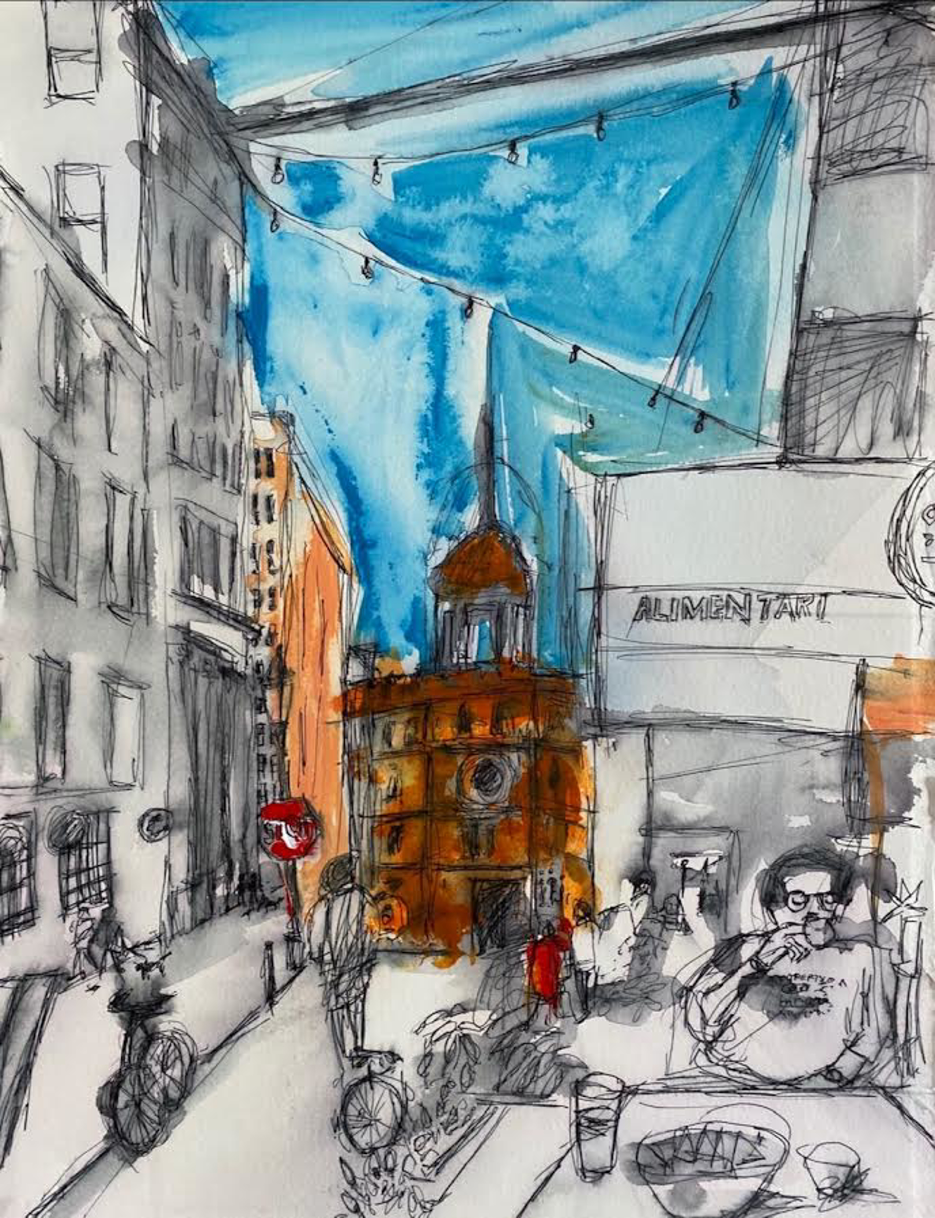 8th and Market by Ana Guzman