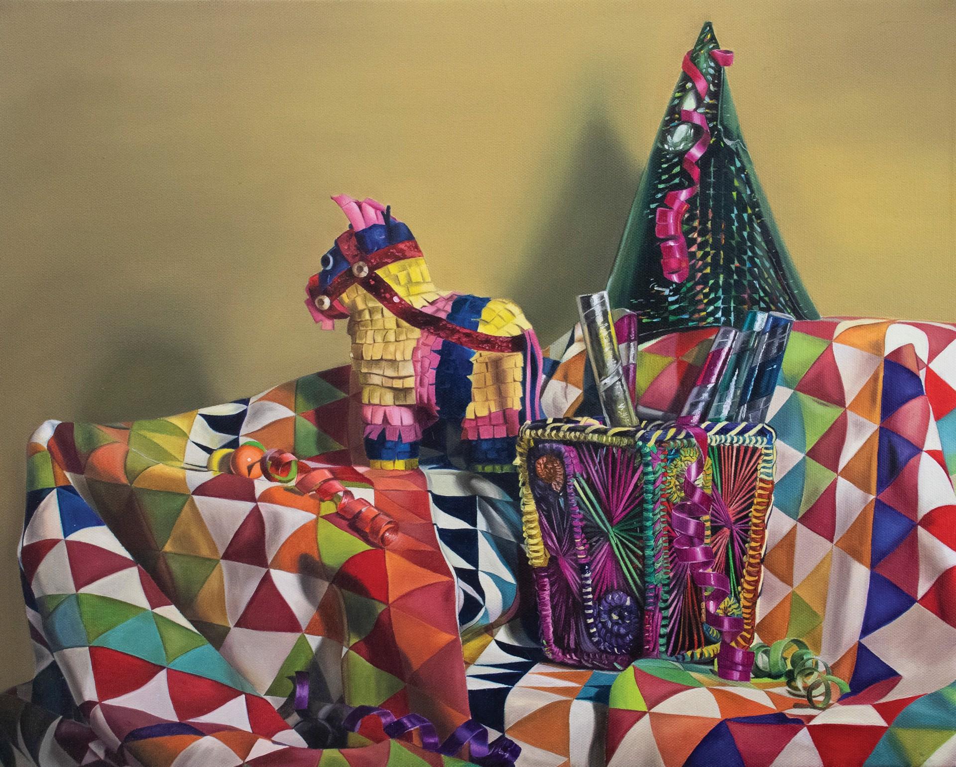 Piñata by Daniela Velez