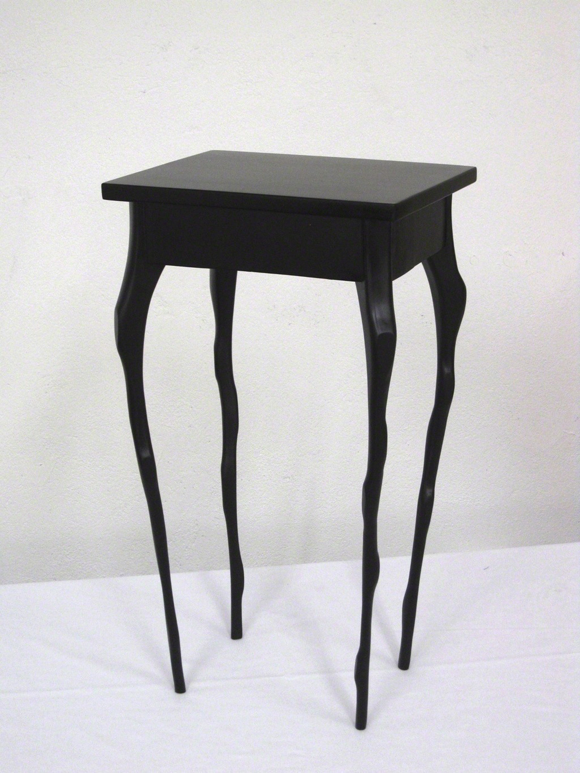 """Torquemada"" Side table   by Jacques Jarrige"