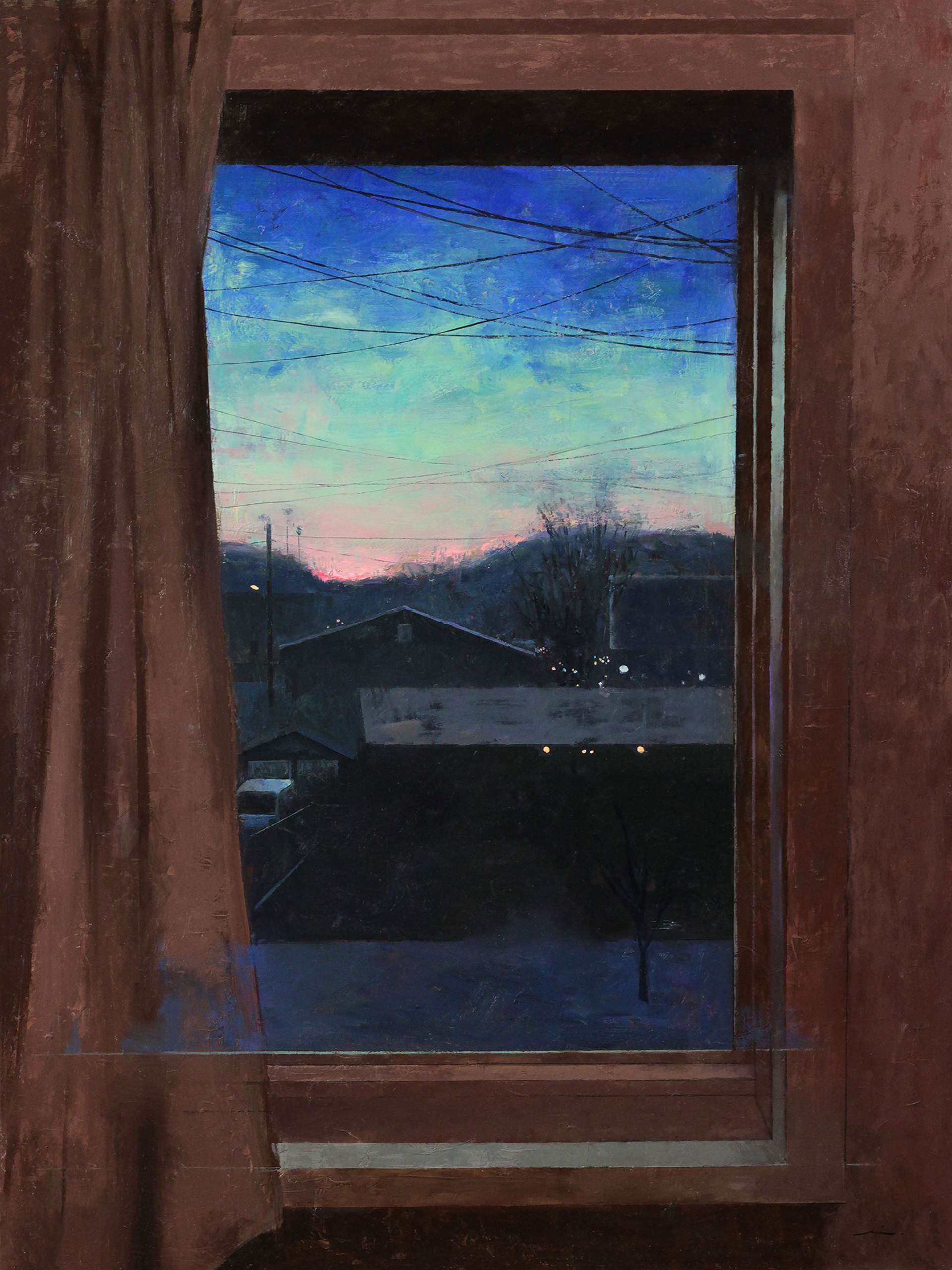 Studio View by Mia Bergeron