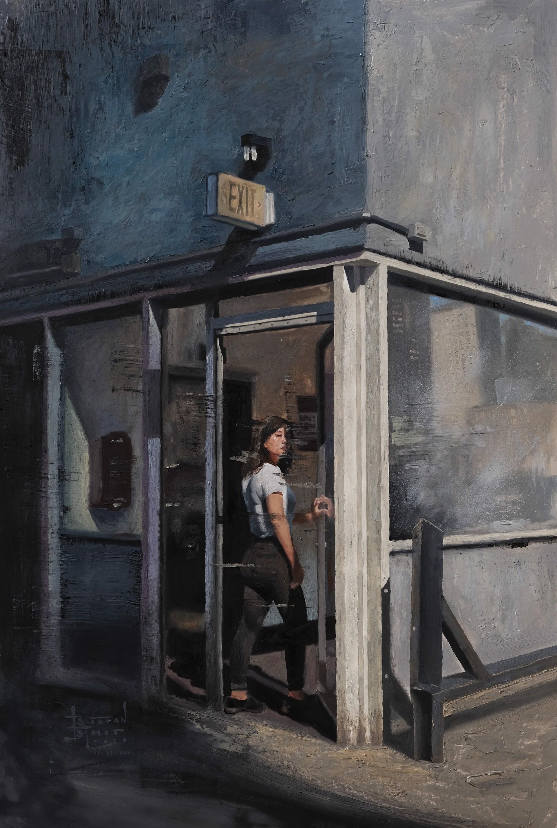 Exit  by Stefan Smit