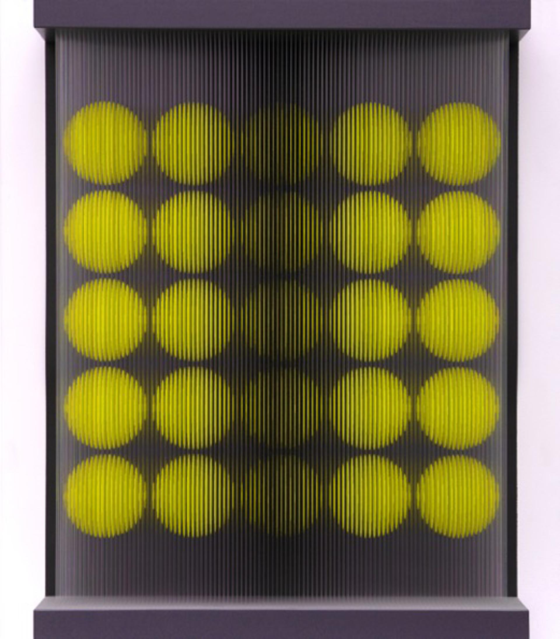 25 Gelbe Kugeln by Yoshiyuki Miura