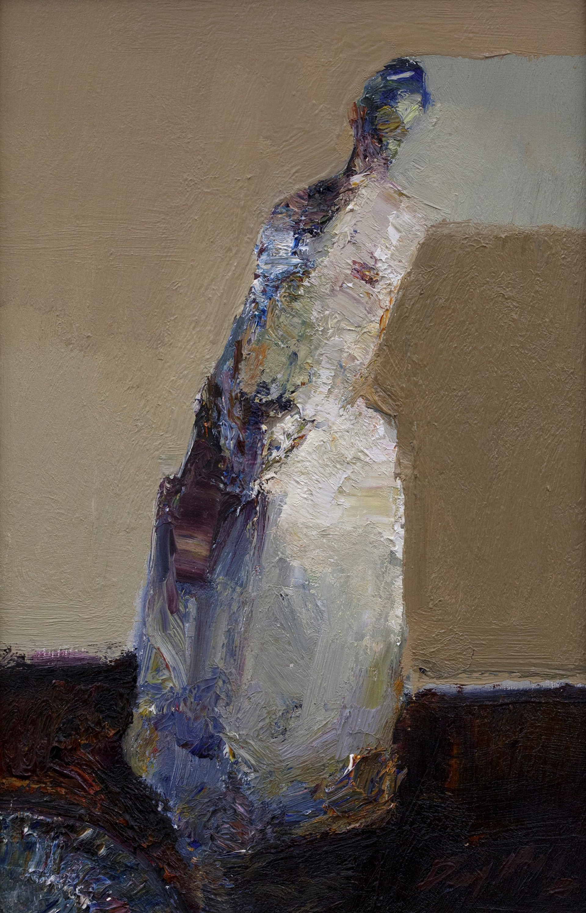 Standing Figure by Danny McCaw