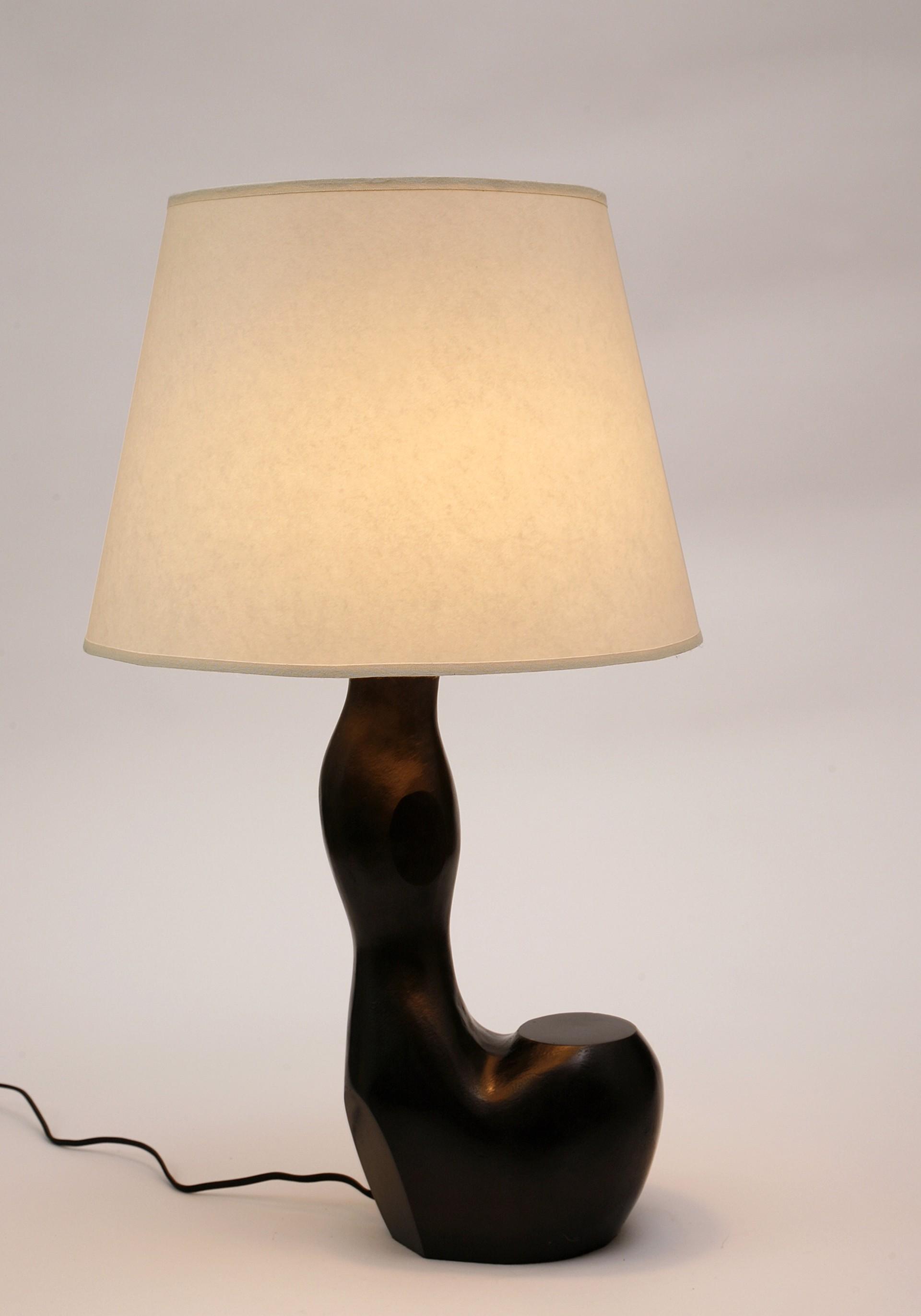 """Eva"" Lamp  by Jacques Jarrige"
