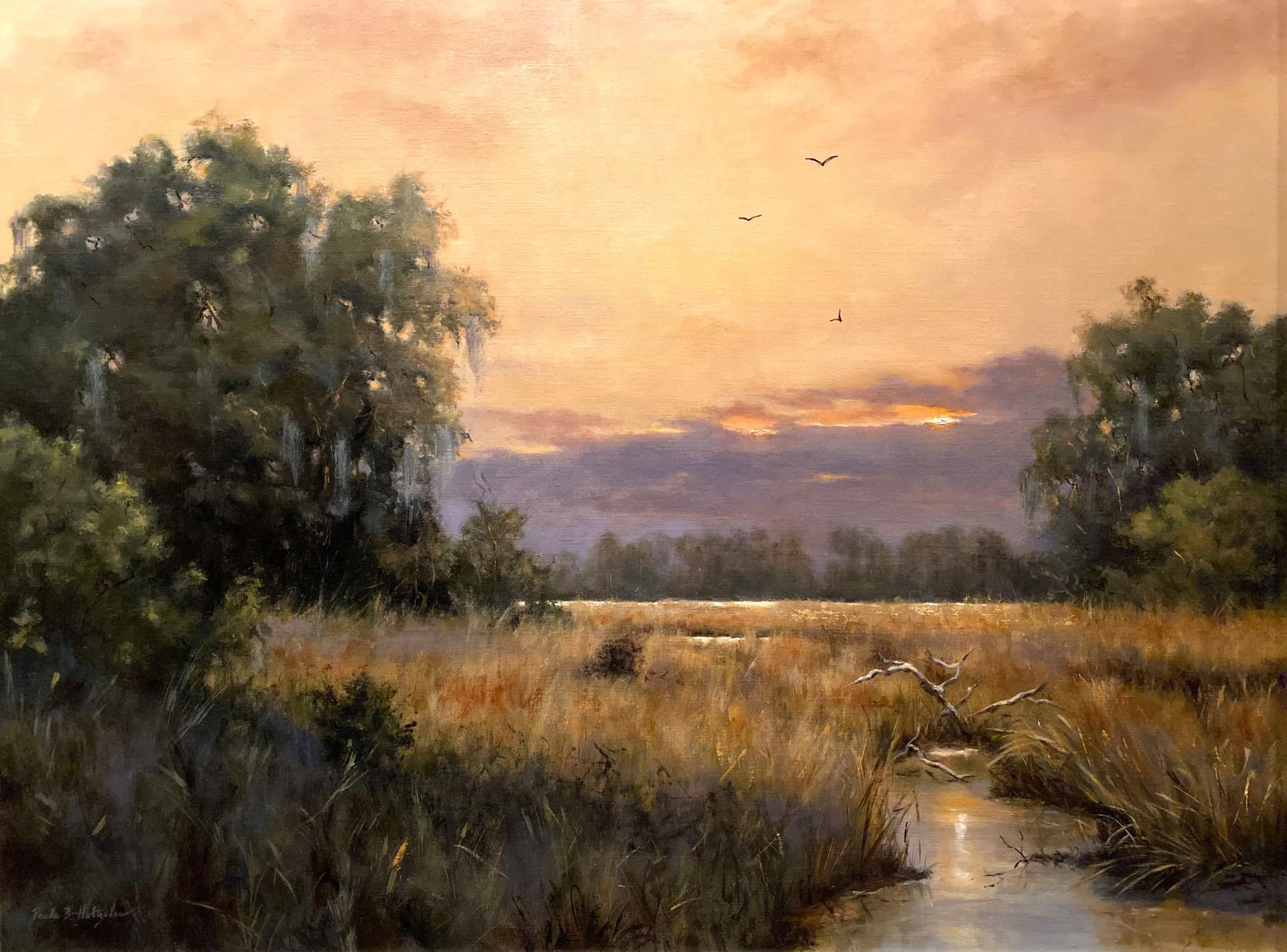In Silence by Paula Holtzclaw, opa