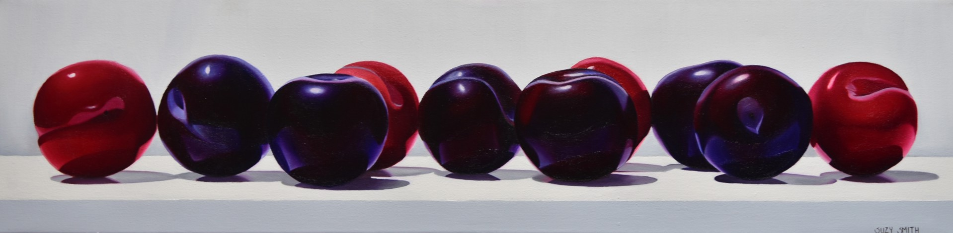 10 Plums by Suzy Smith