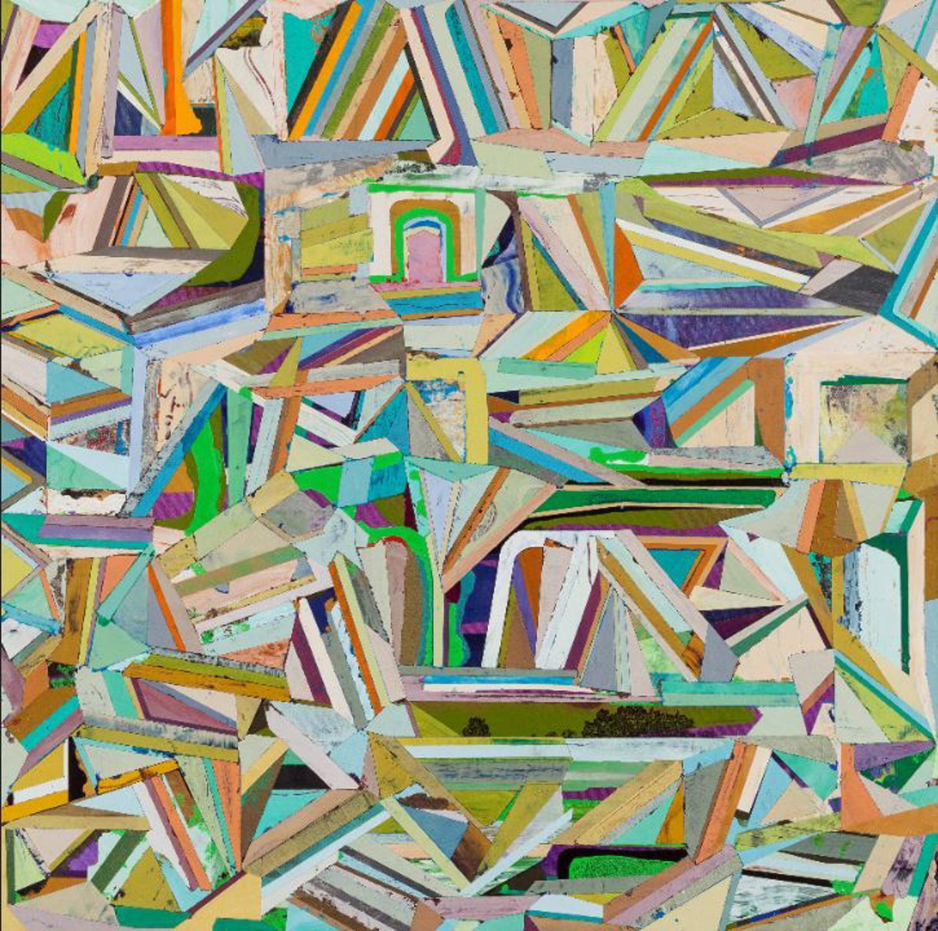 Tilt Brace Channel by Paul Yanko