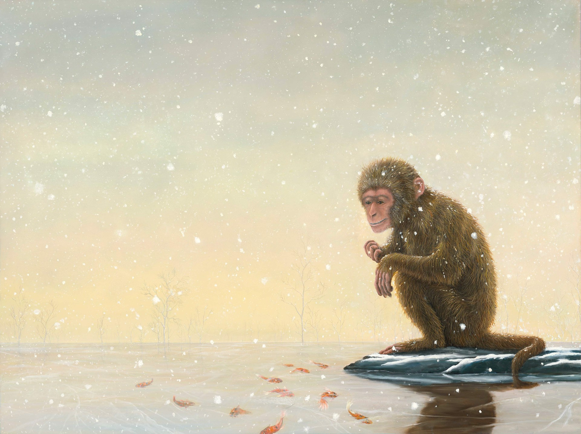Mono No Aware by Robert Bissell
