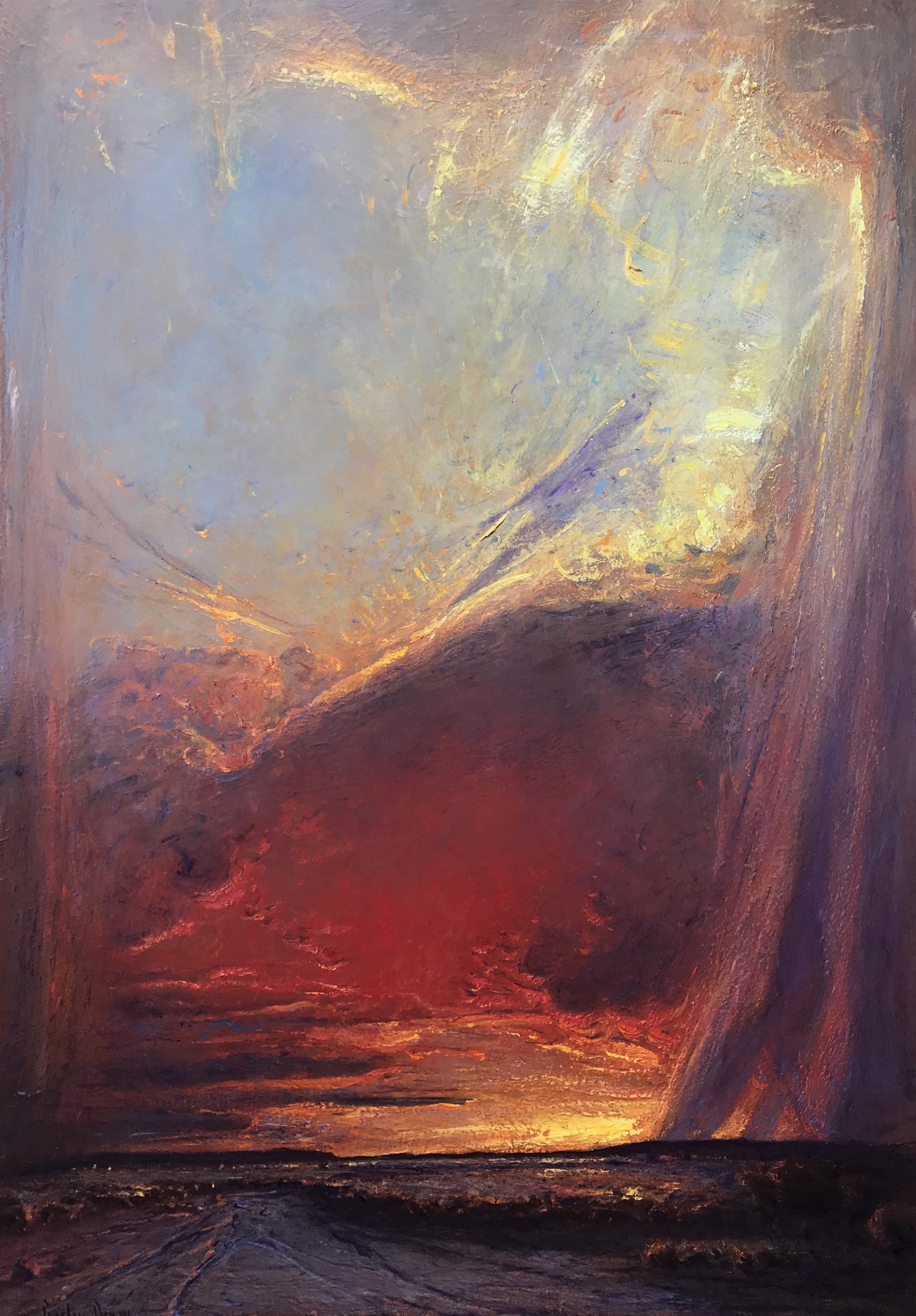 Afternoon Glow by Gordon Brown