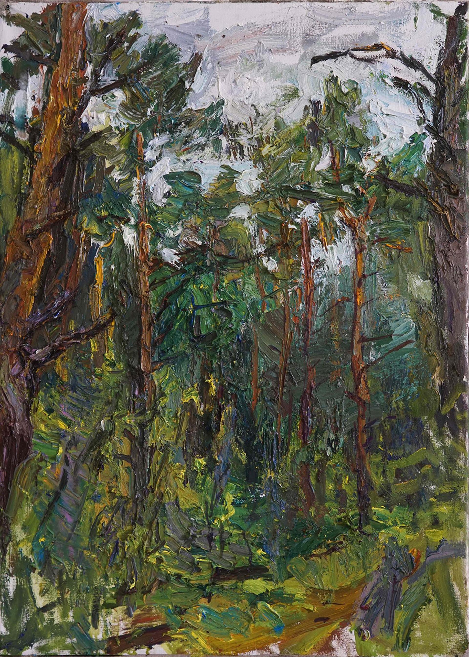 Forest by Ulrich Gleiter