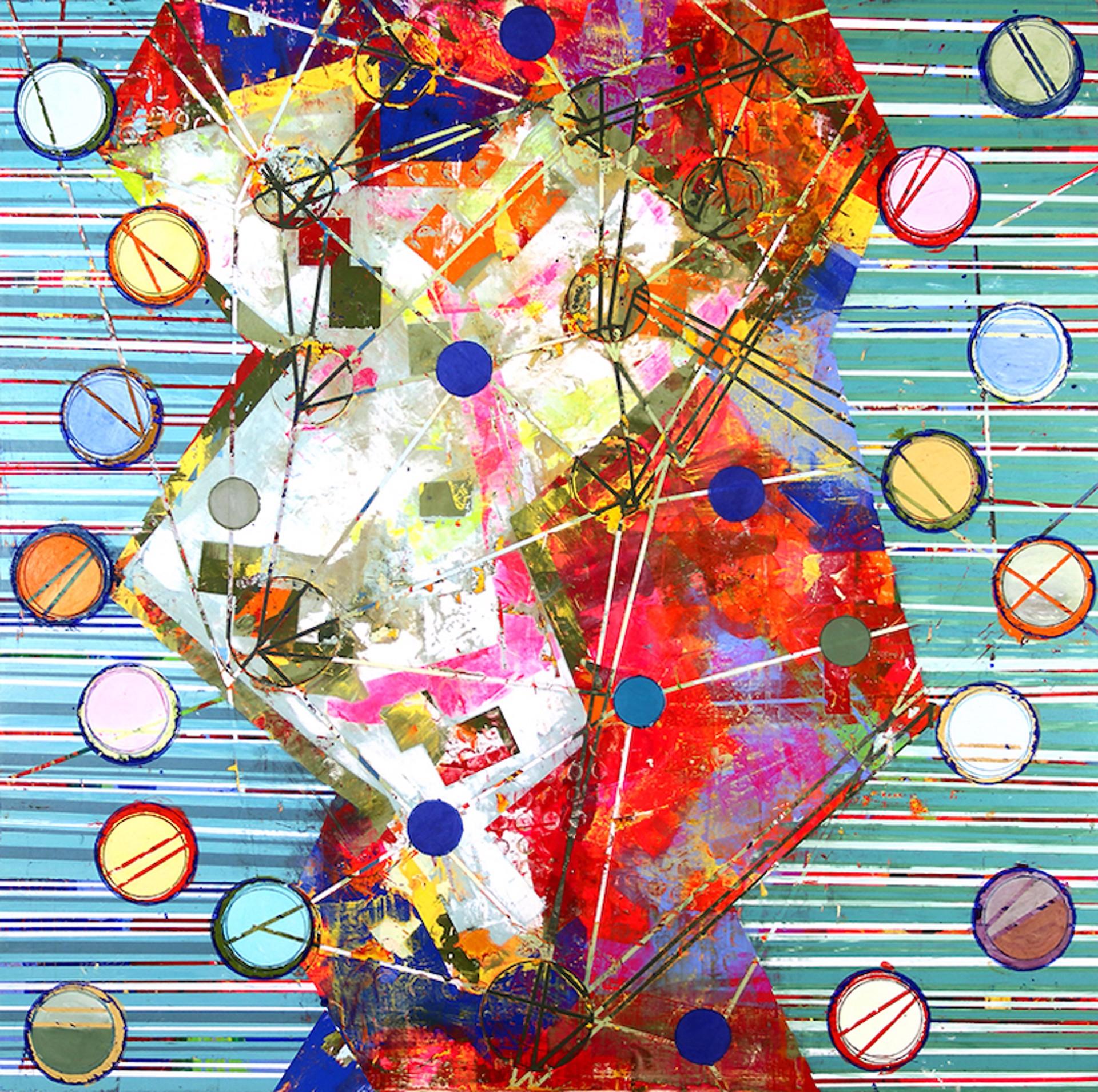Fibonacci 434 by Jylian Gustlin