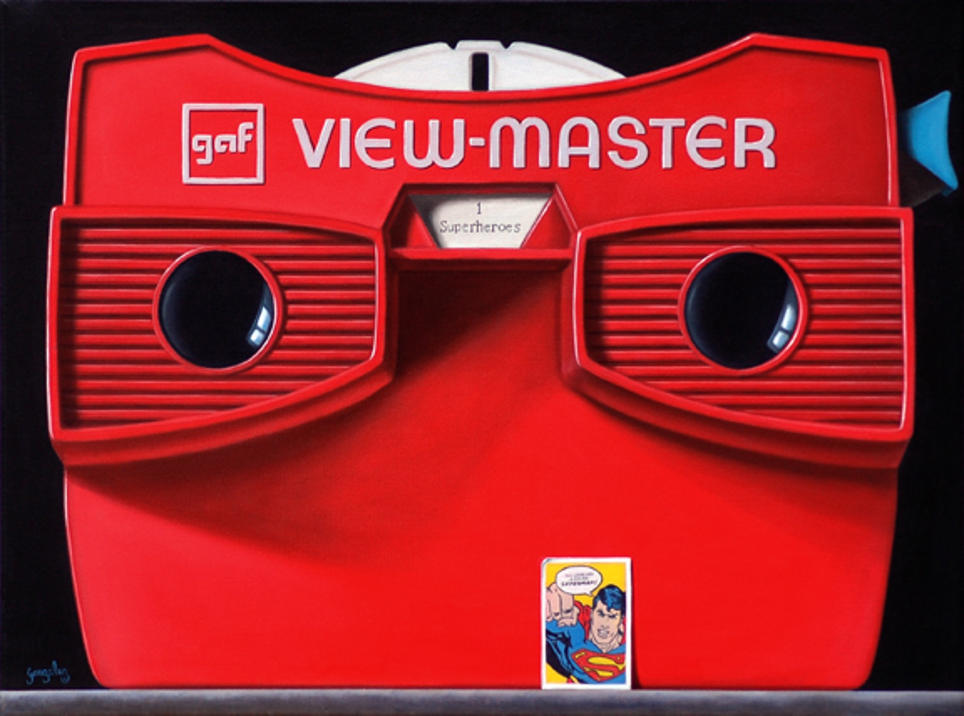 View Master by George Gonzalez