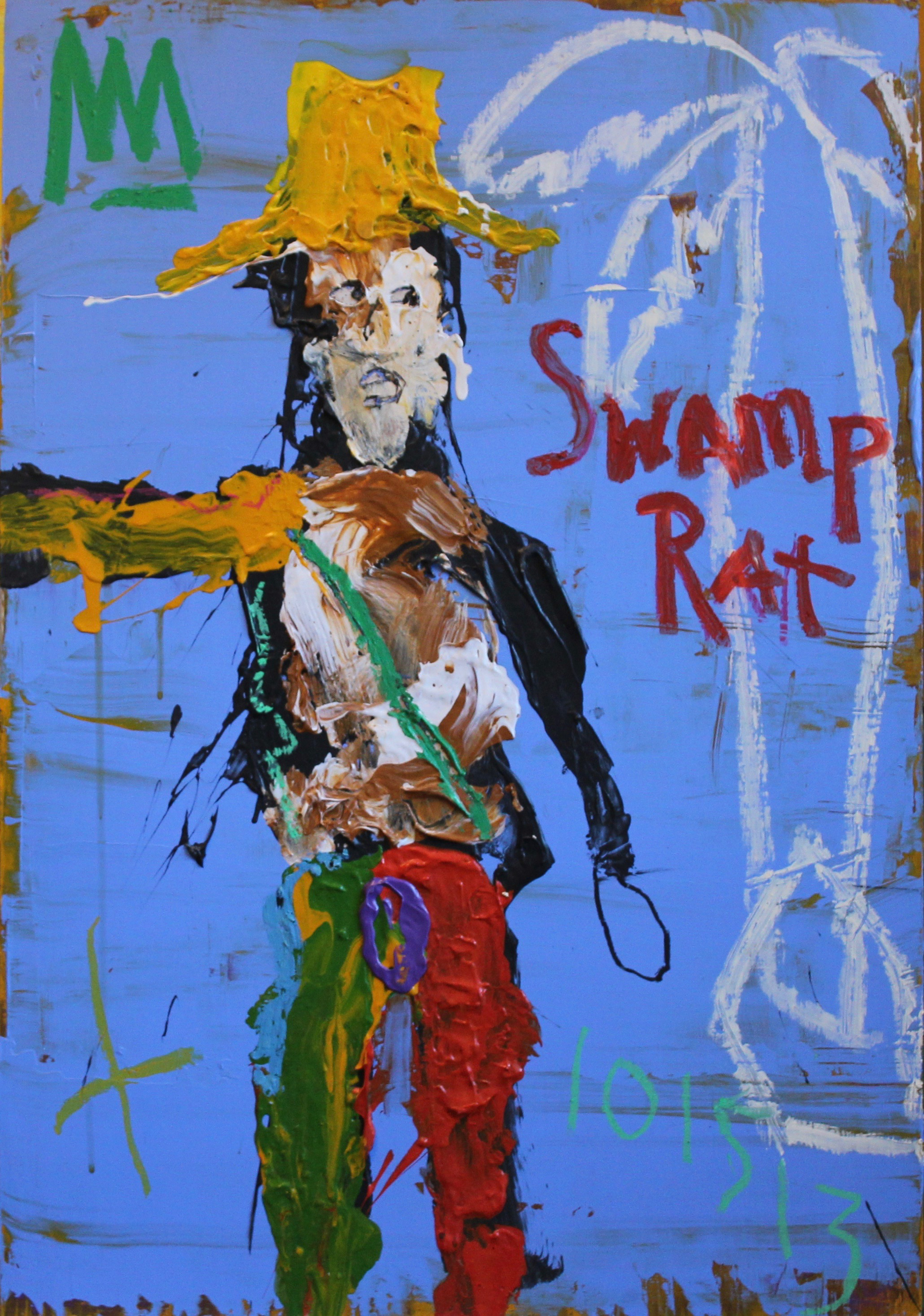 Swamp Rat by Michael Snodgrass