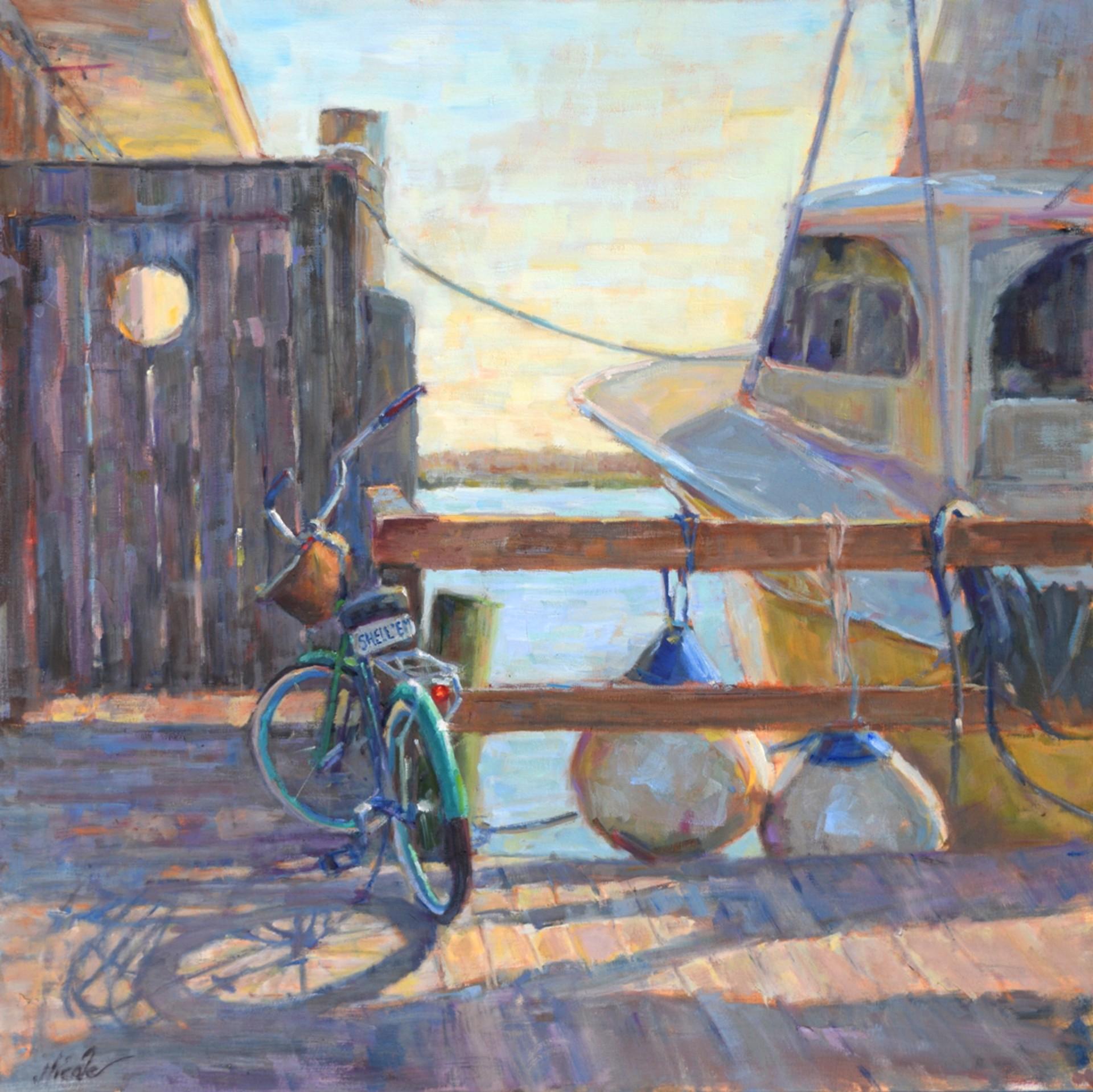 Coastal Modes of Transportation by Nicole White Kennedy