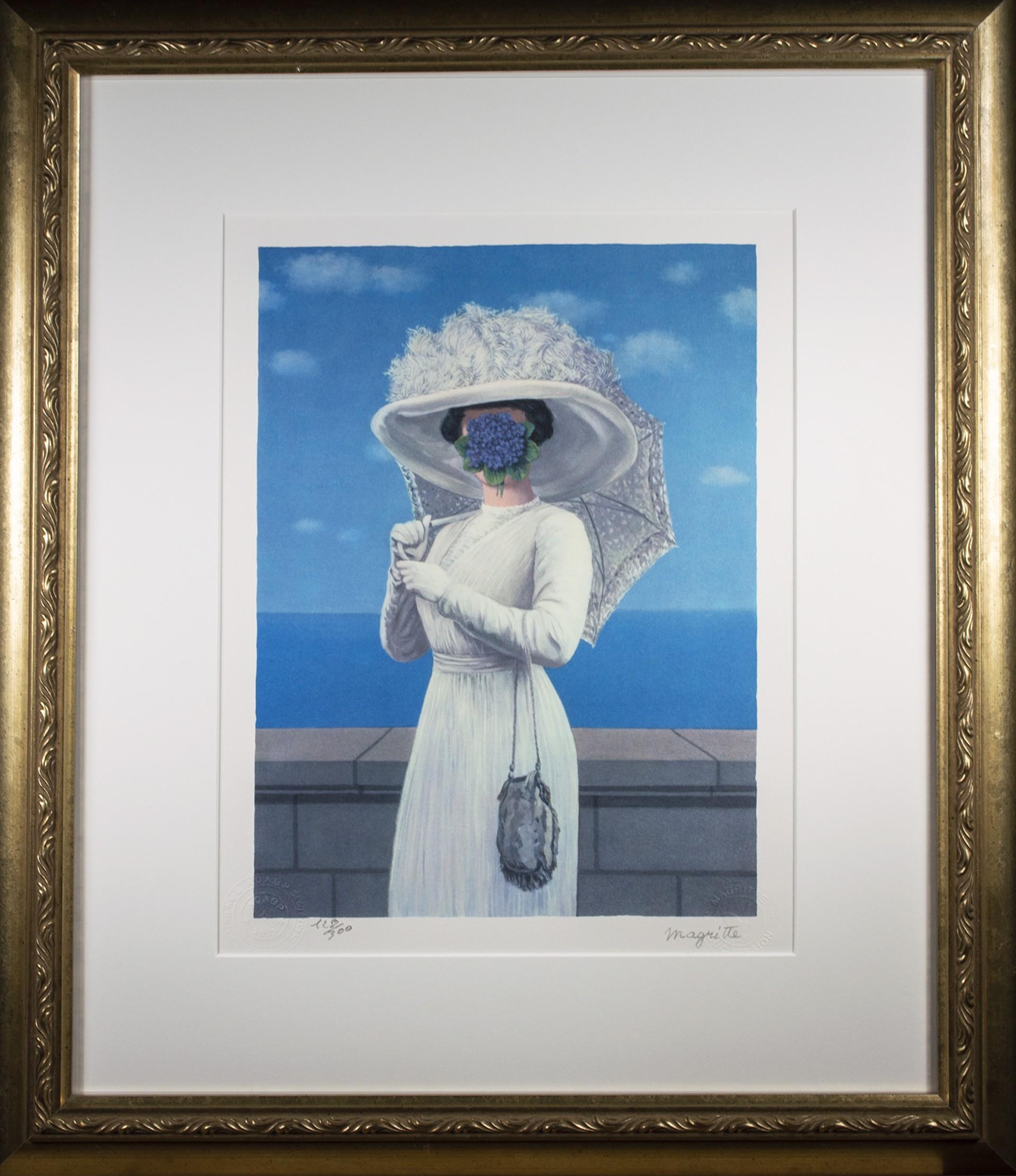 La Grande Guerre (The Great War) by Rene Magritte
