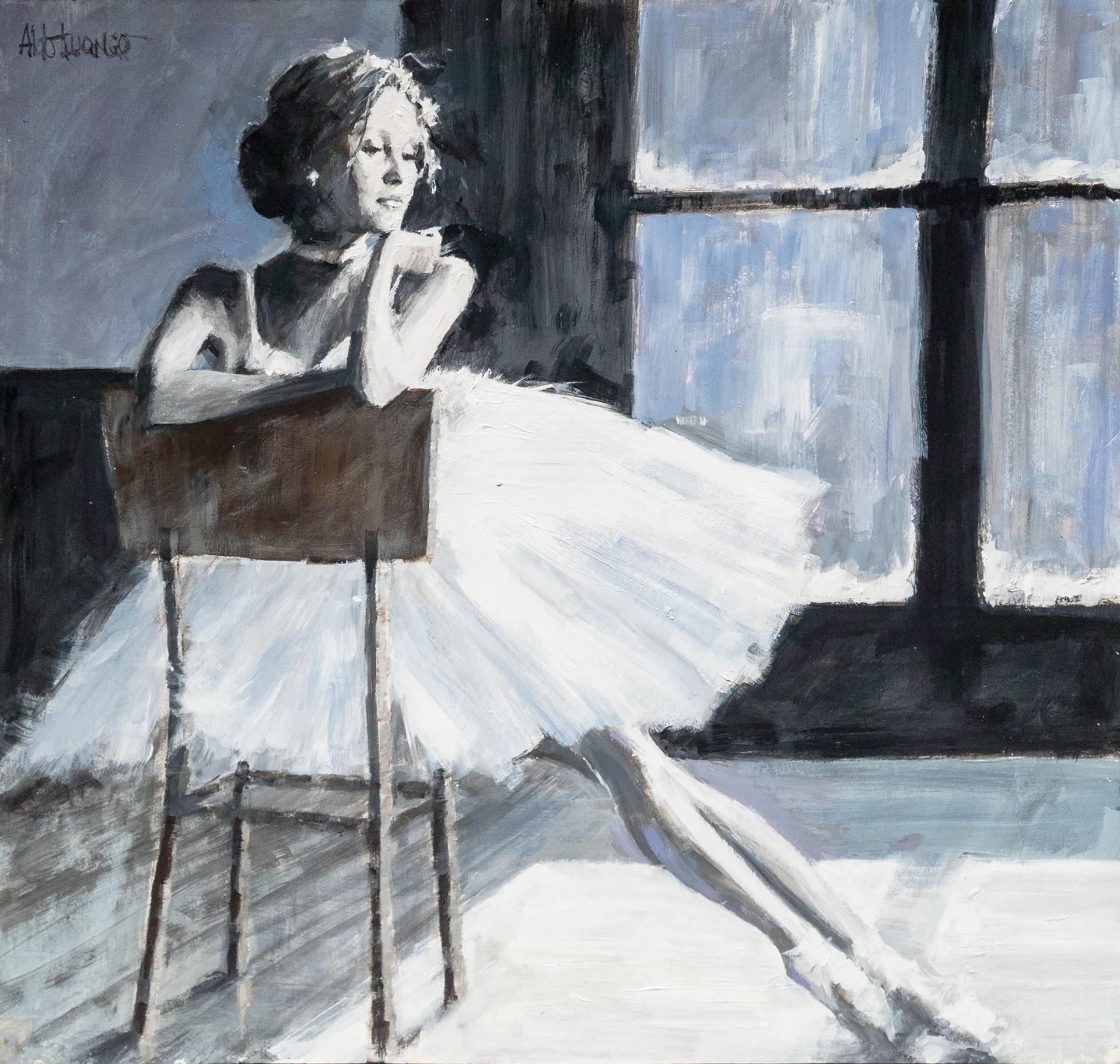 Winter Light II (Study) by Aldo Luongo