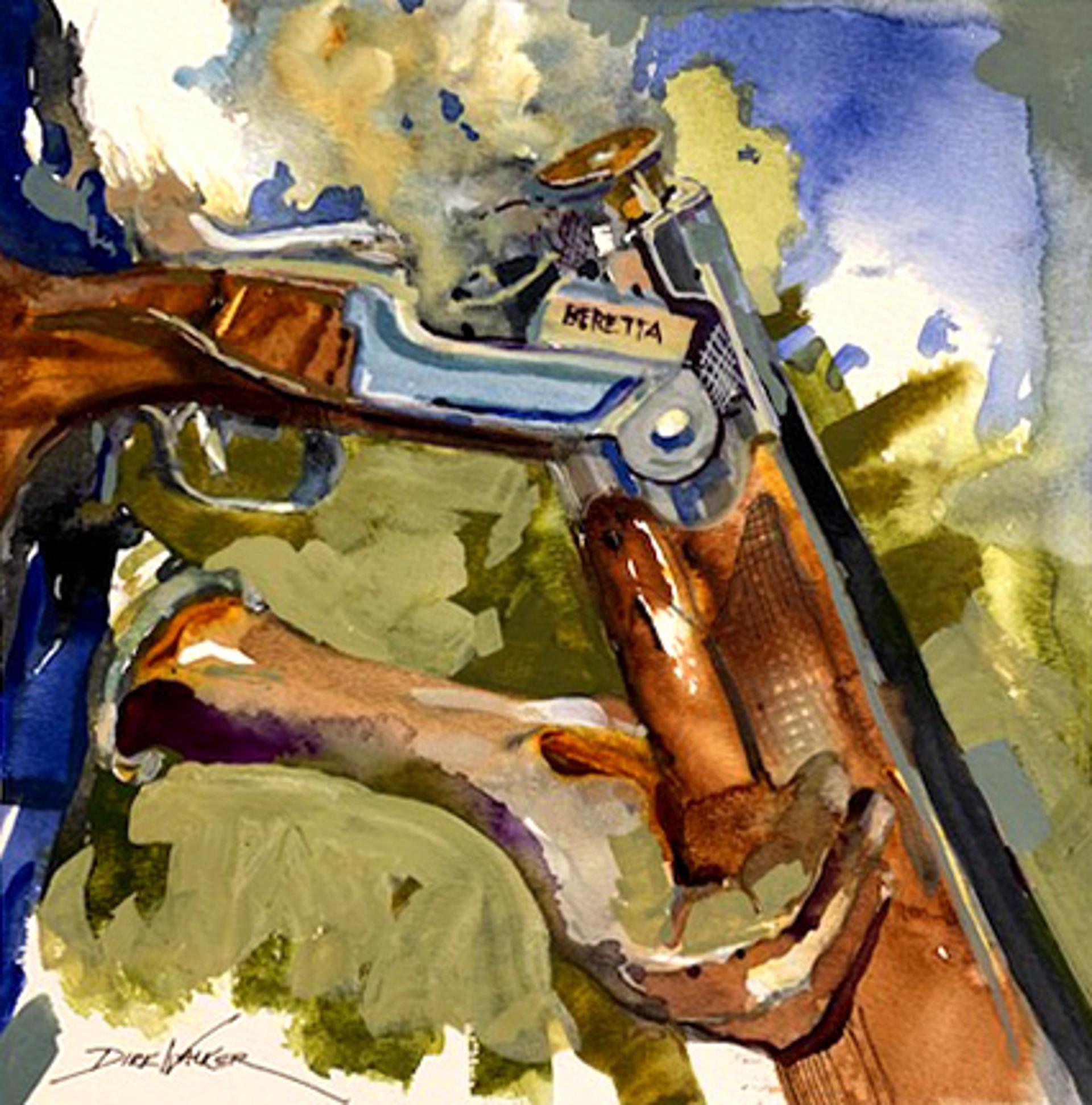 Beretta by Dirk Walker
