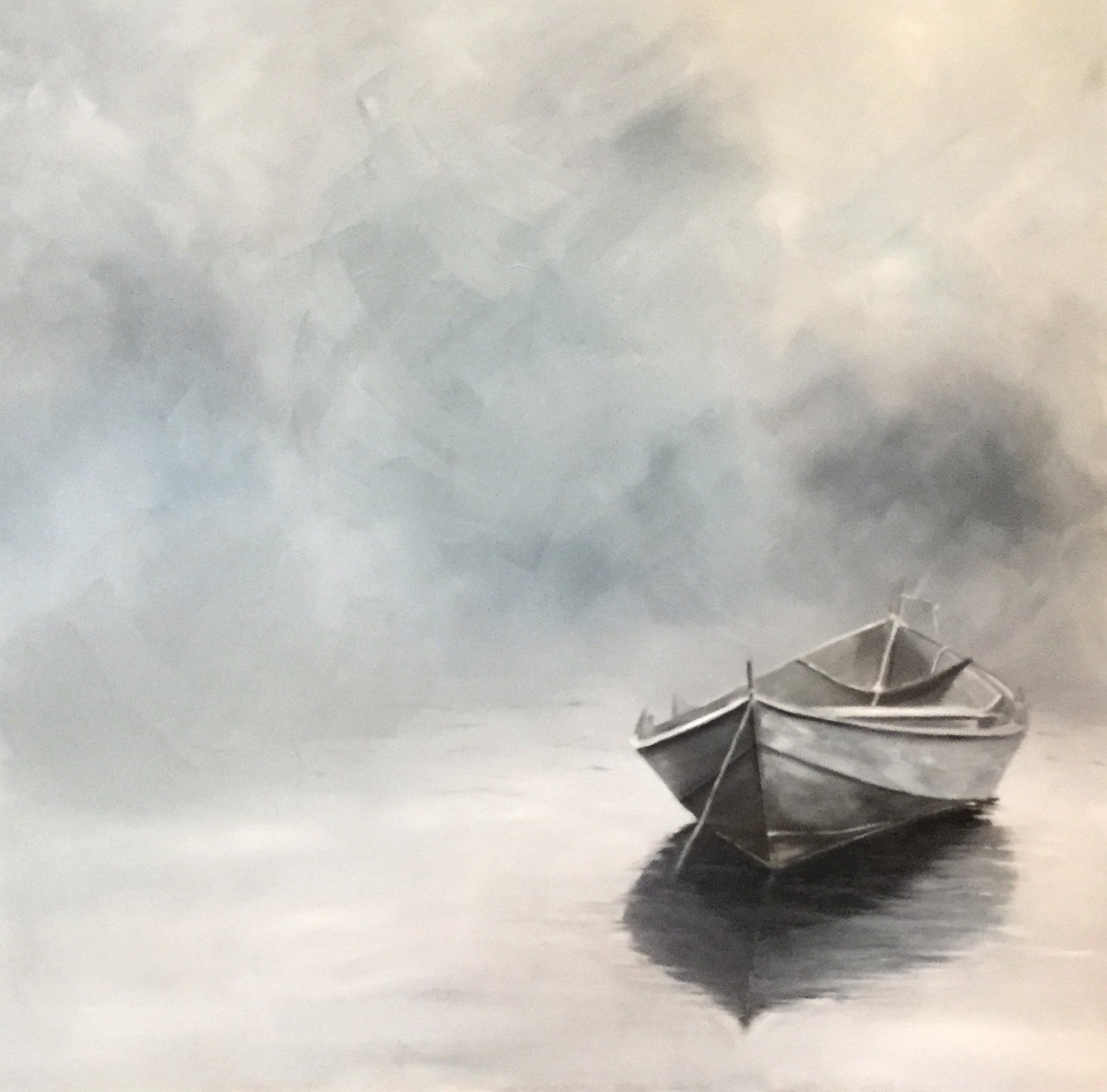 Peace in Solitude by Sharon Brown