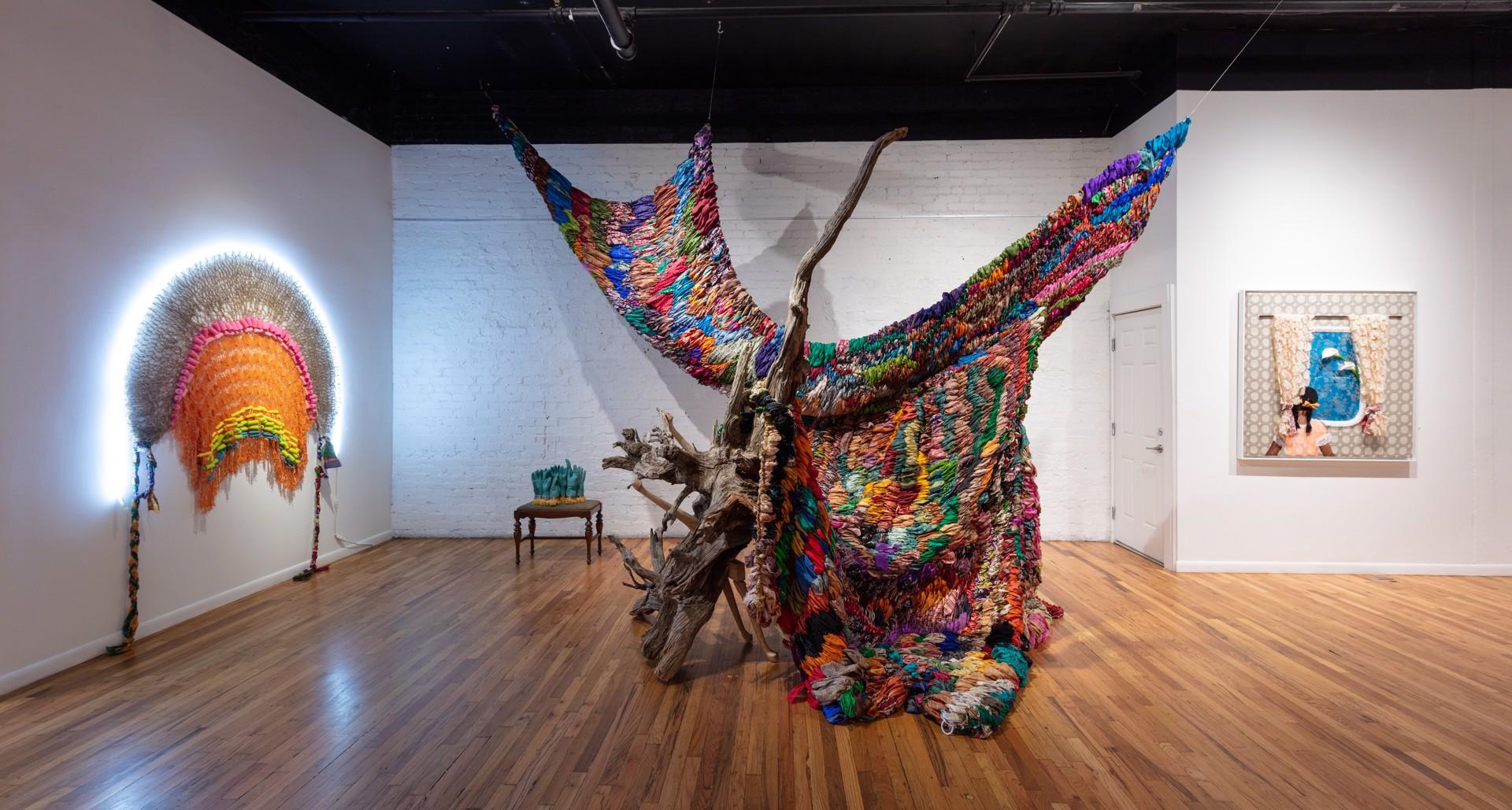 Breathing Room by Suchitra Mattai