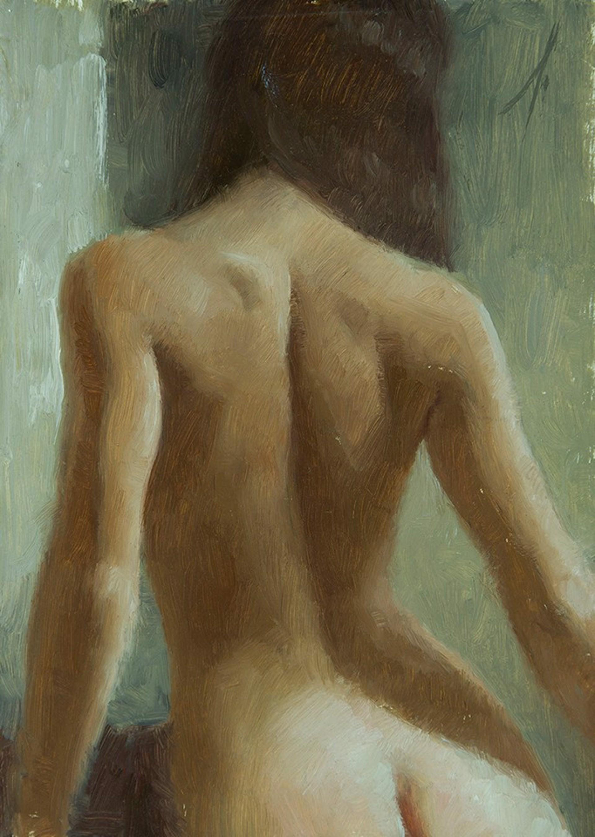 Back View 4 by Mark Bradley Schwartz