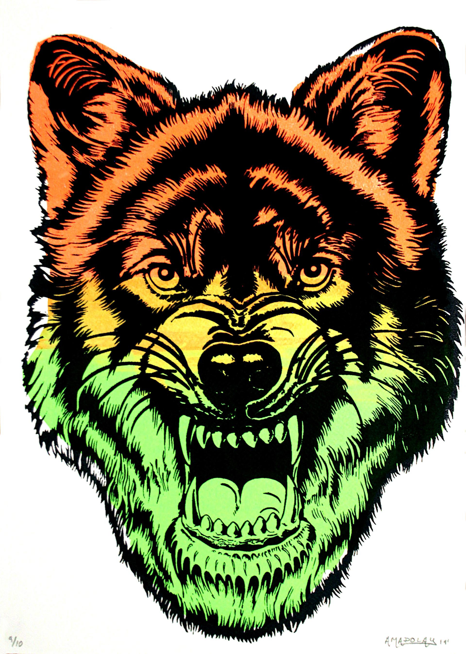 Lobo by Amapolay
