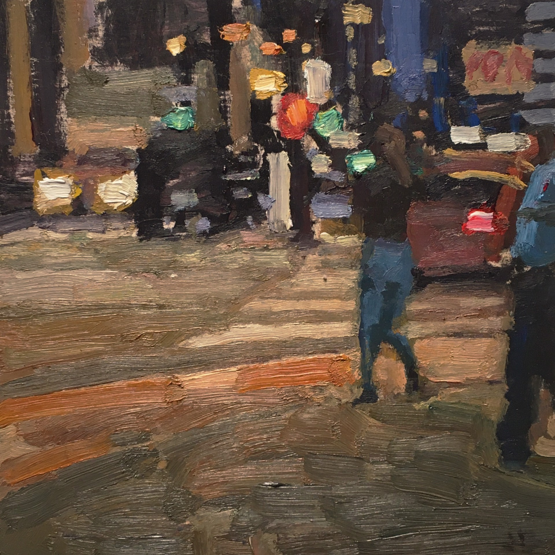 Corner by Jim Beckner