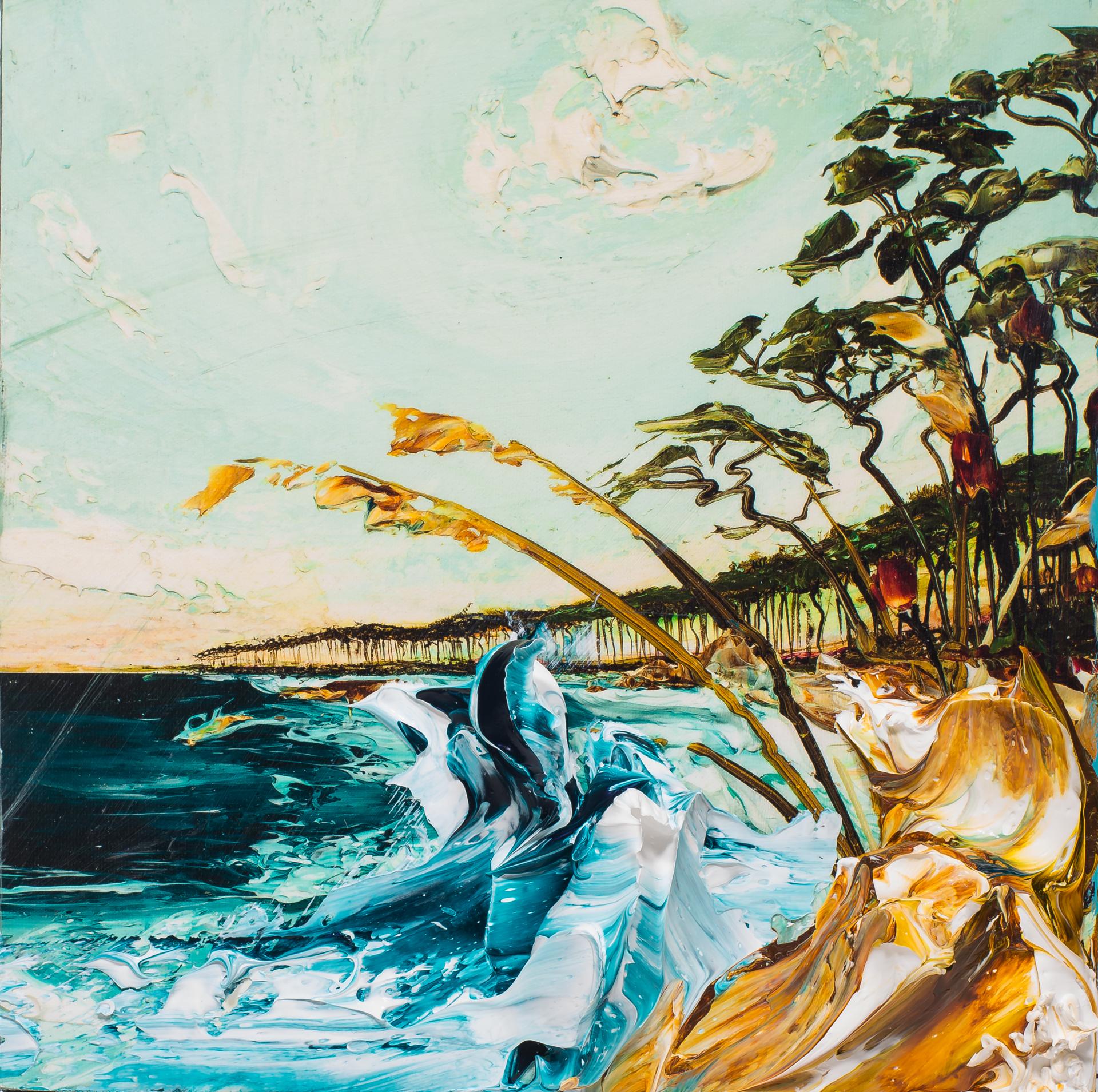 SEASCAPE HPAE 29/50 by Justin Gaffrey