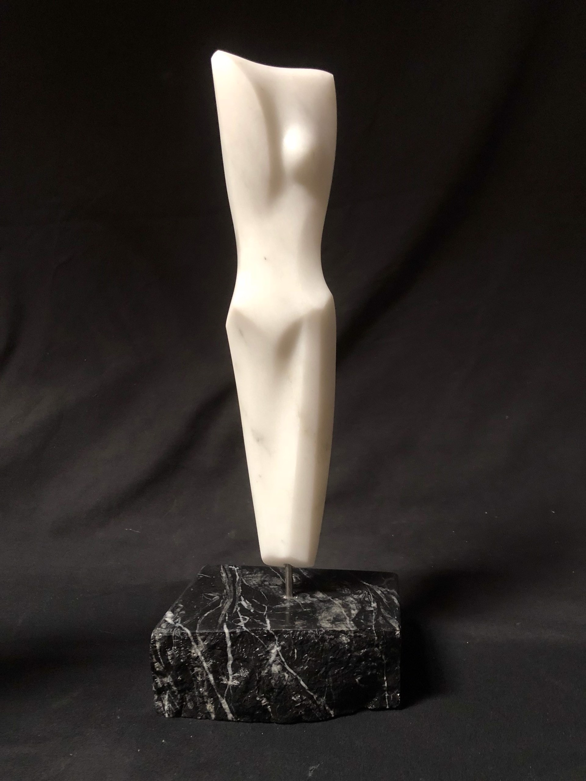 Cycladic Sister 1 (Maquette) by Steven Lustig