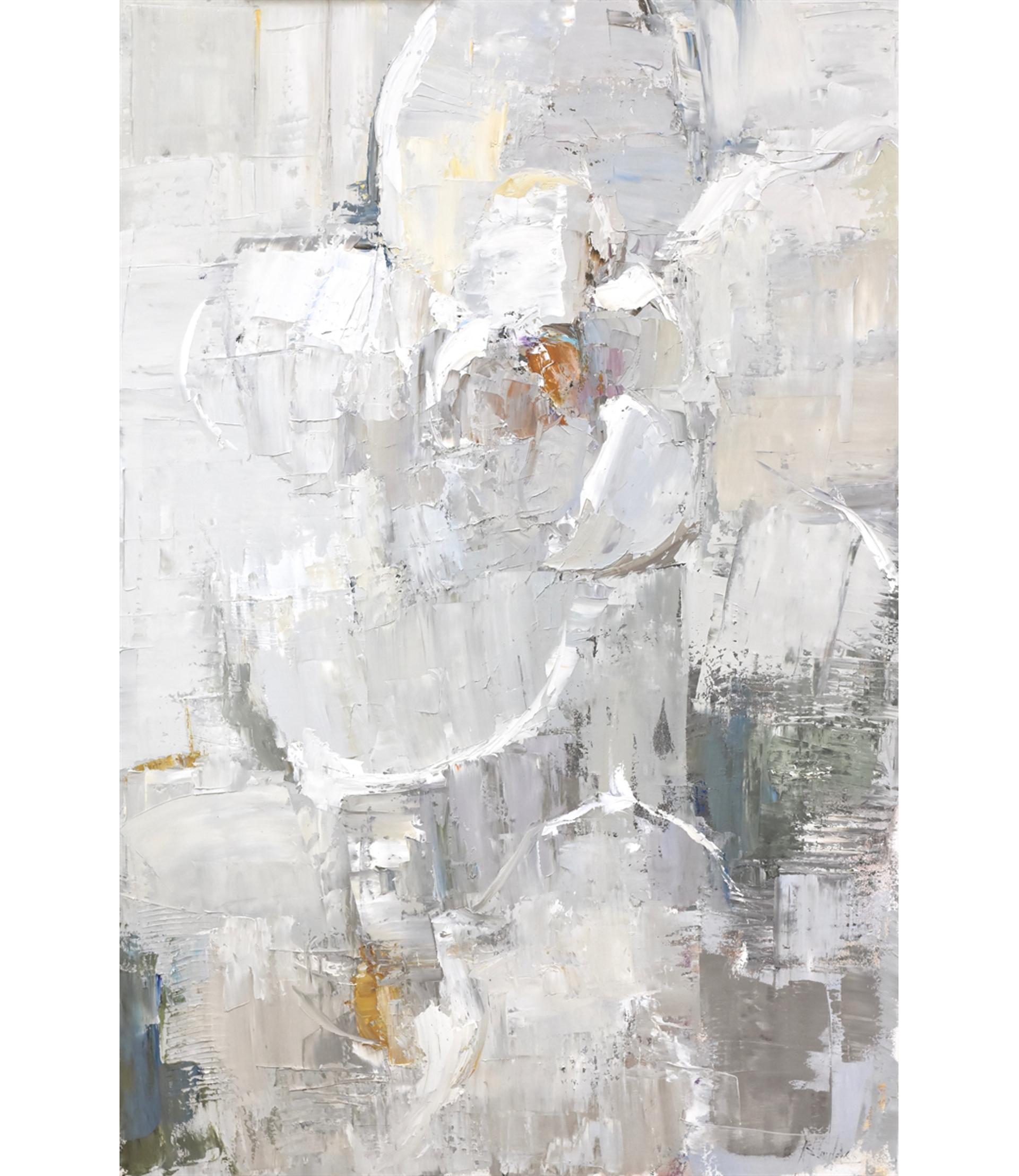 Magnolias by Barbara Flowers
