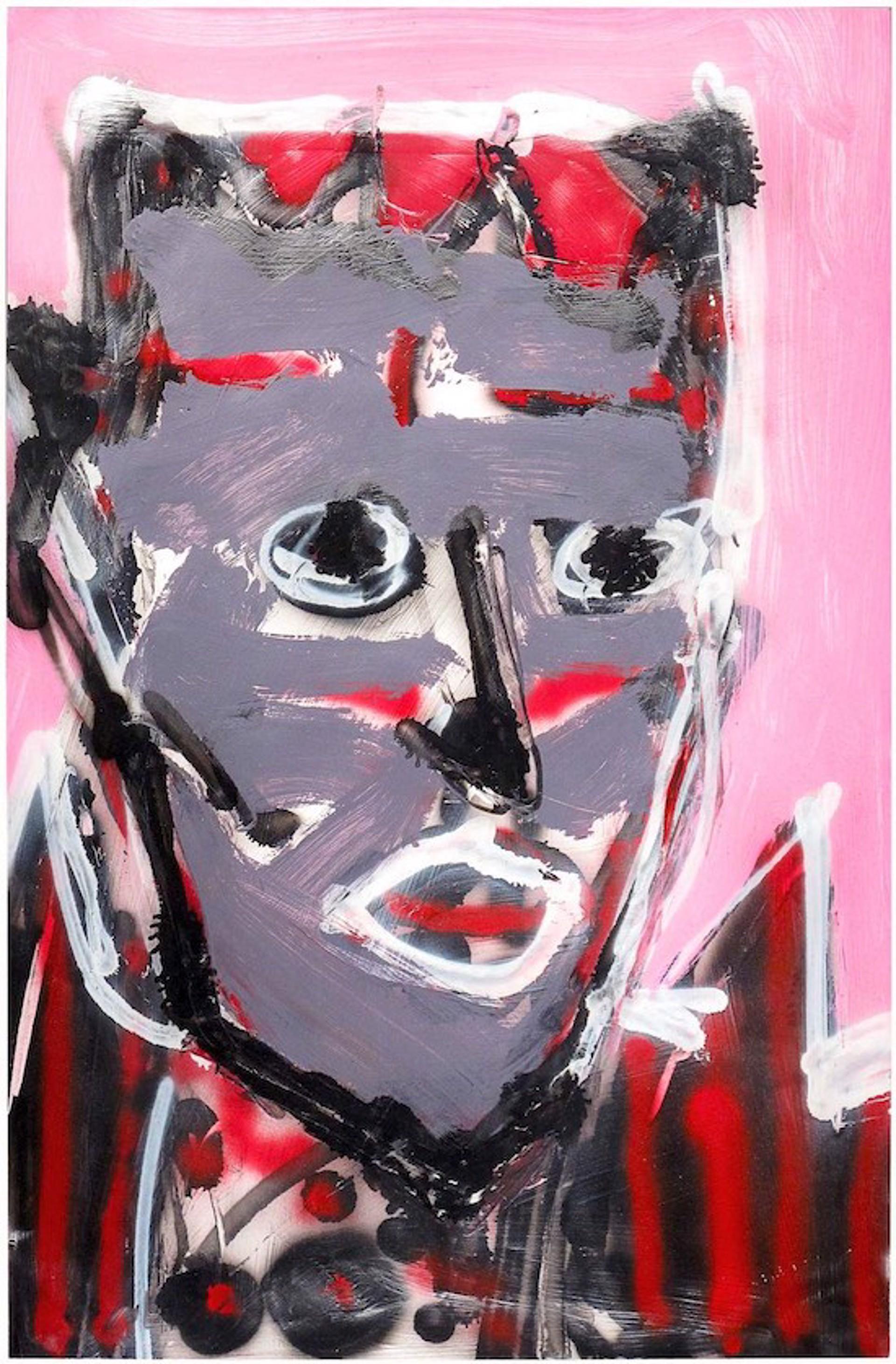 Portrait IX by Nick Vukmanovich