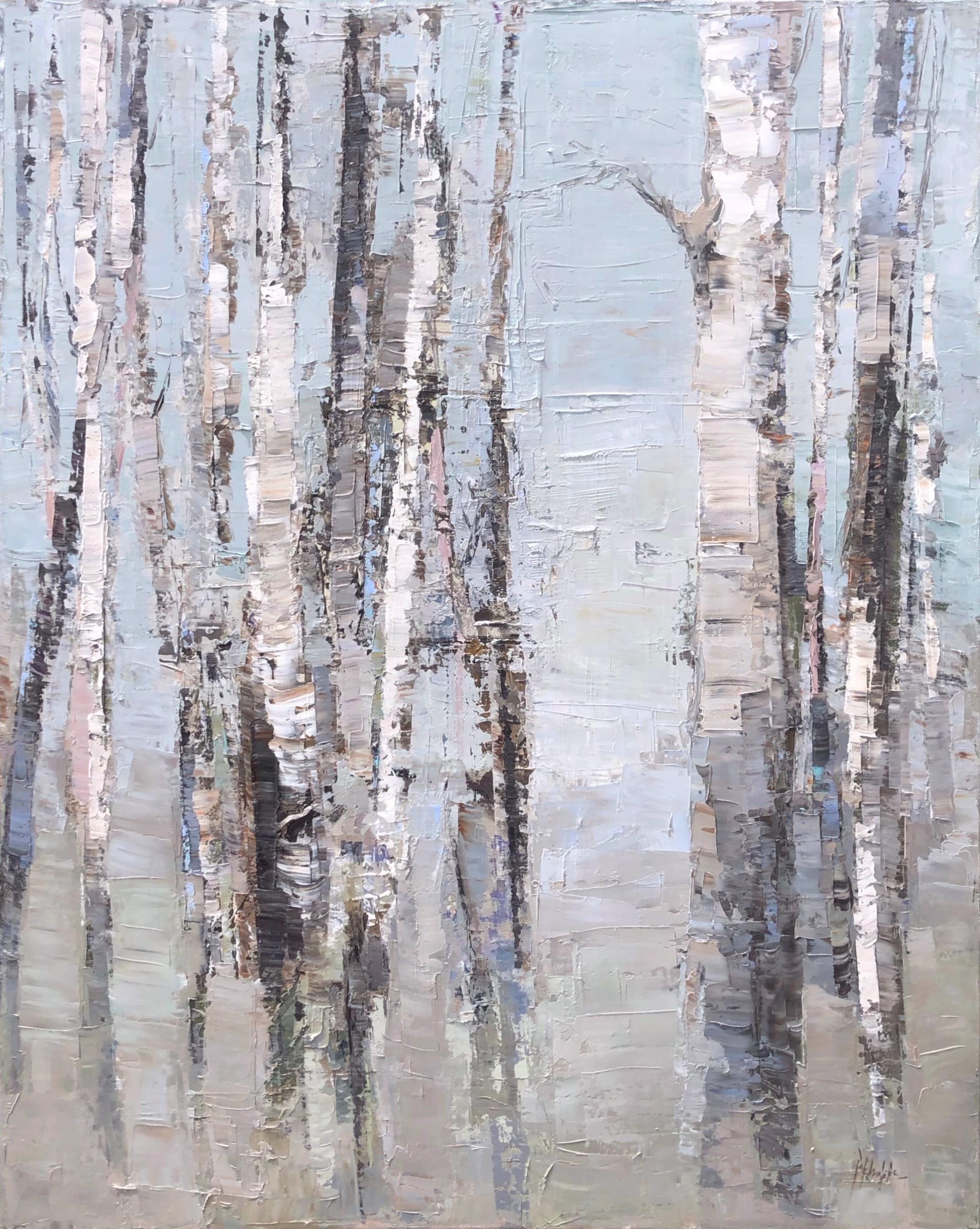 Birch by Barbara Flowers