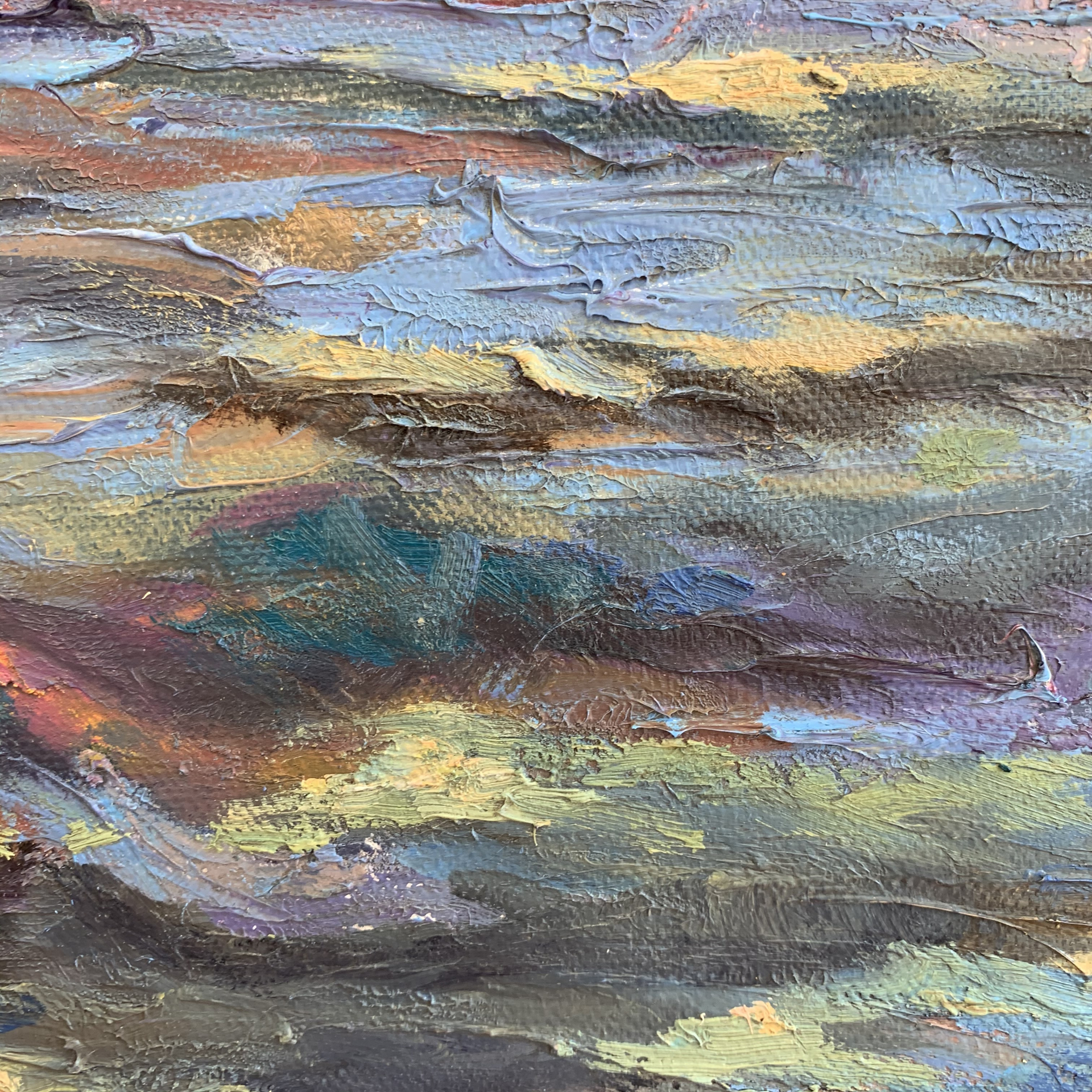 Making Waves, III by Laurie Meyer
