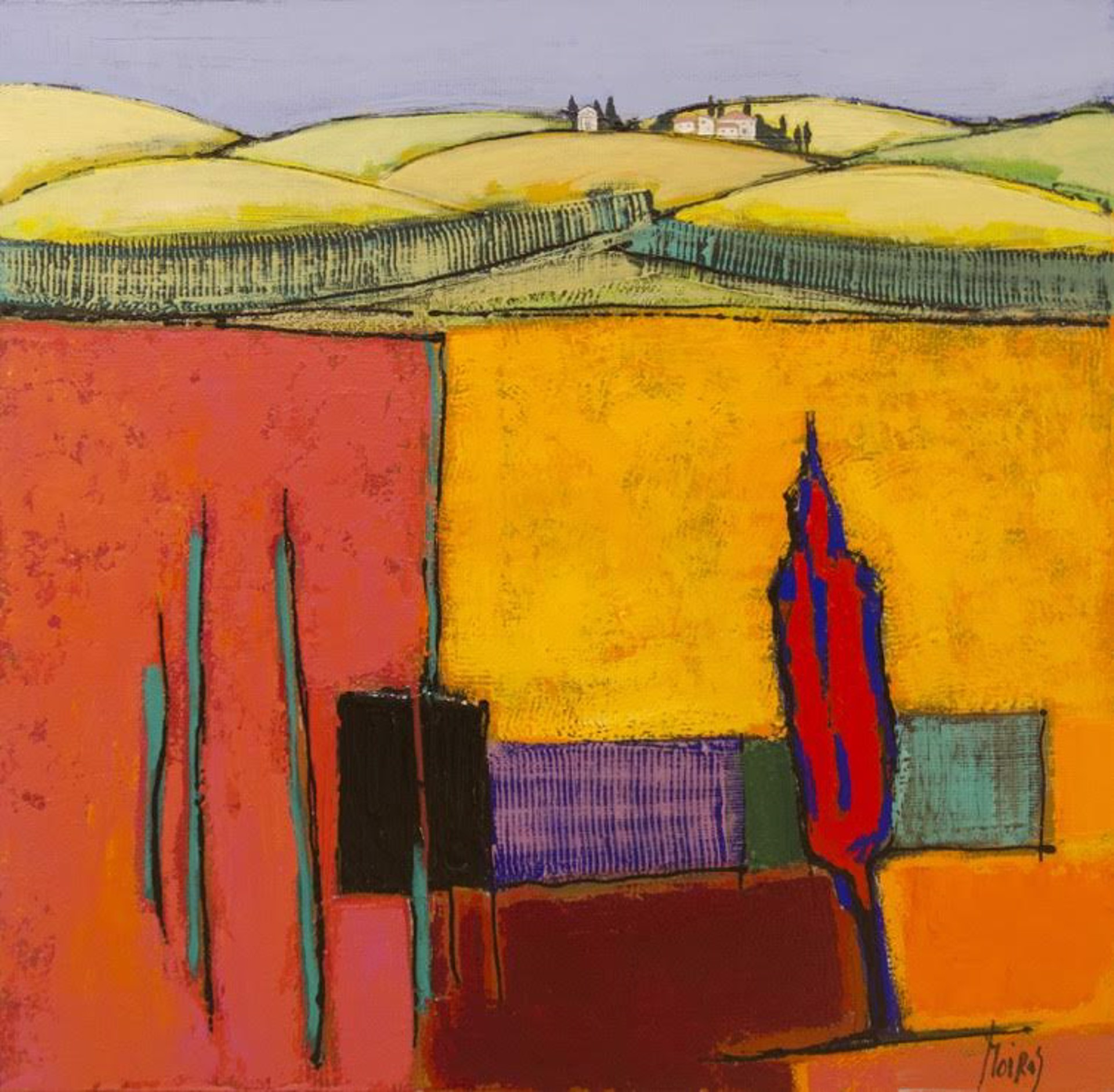 Vitaleta  by Jean Moiras
