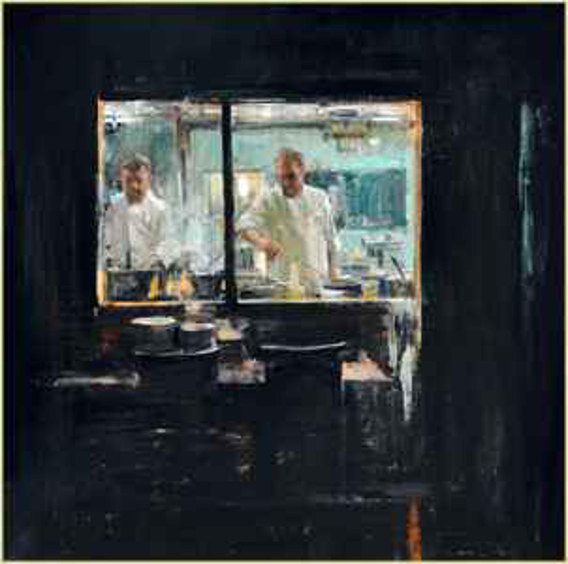 Luca's Window II by Quang Ho